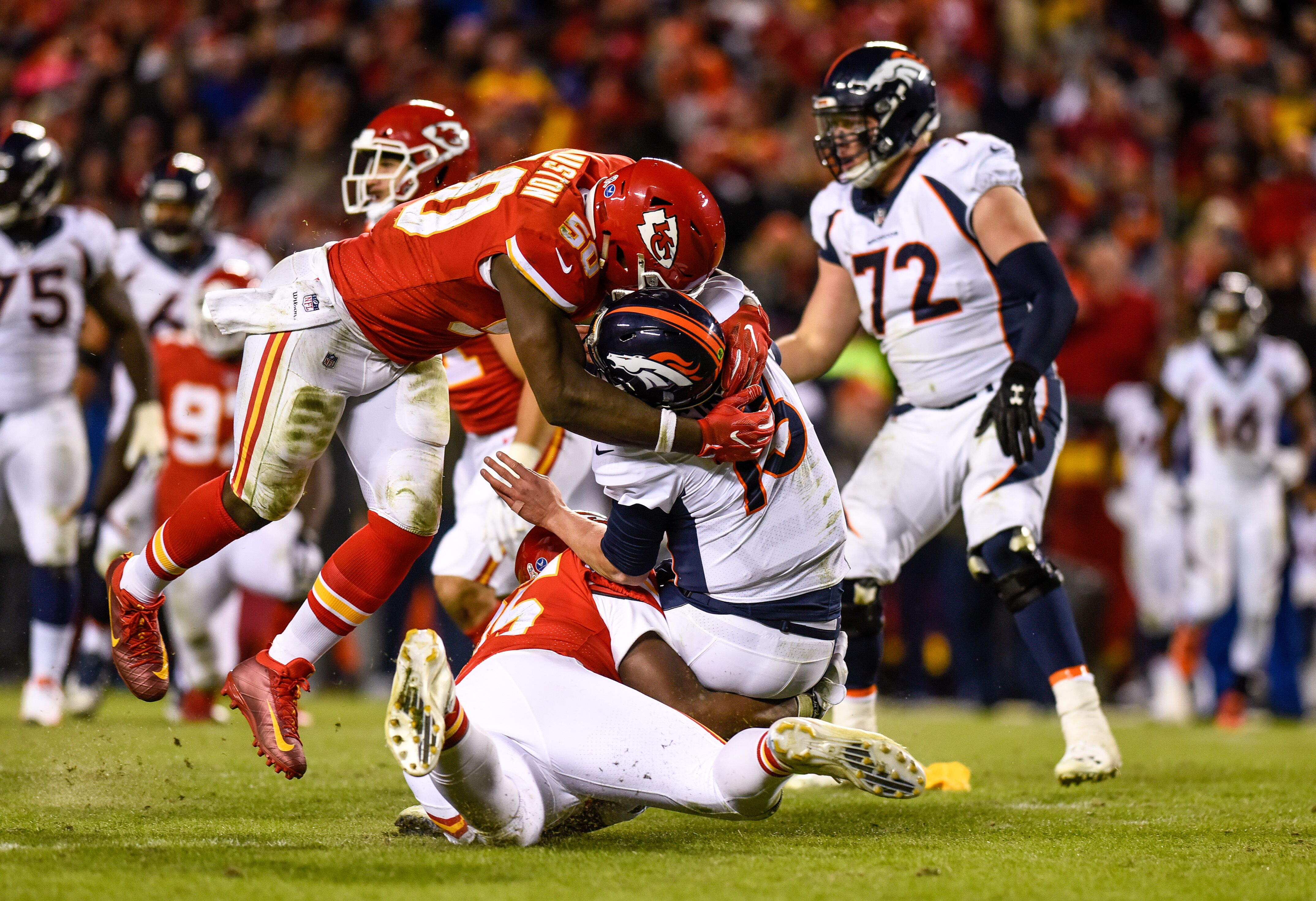Denver Broncos 3 Takeaways Vs Chiefs In Week 8