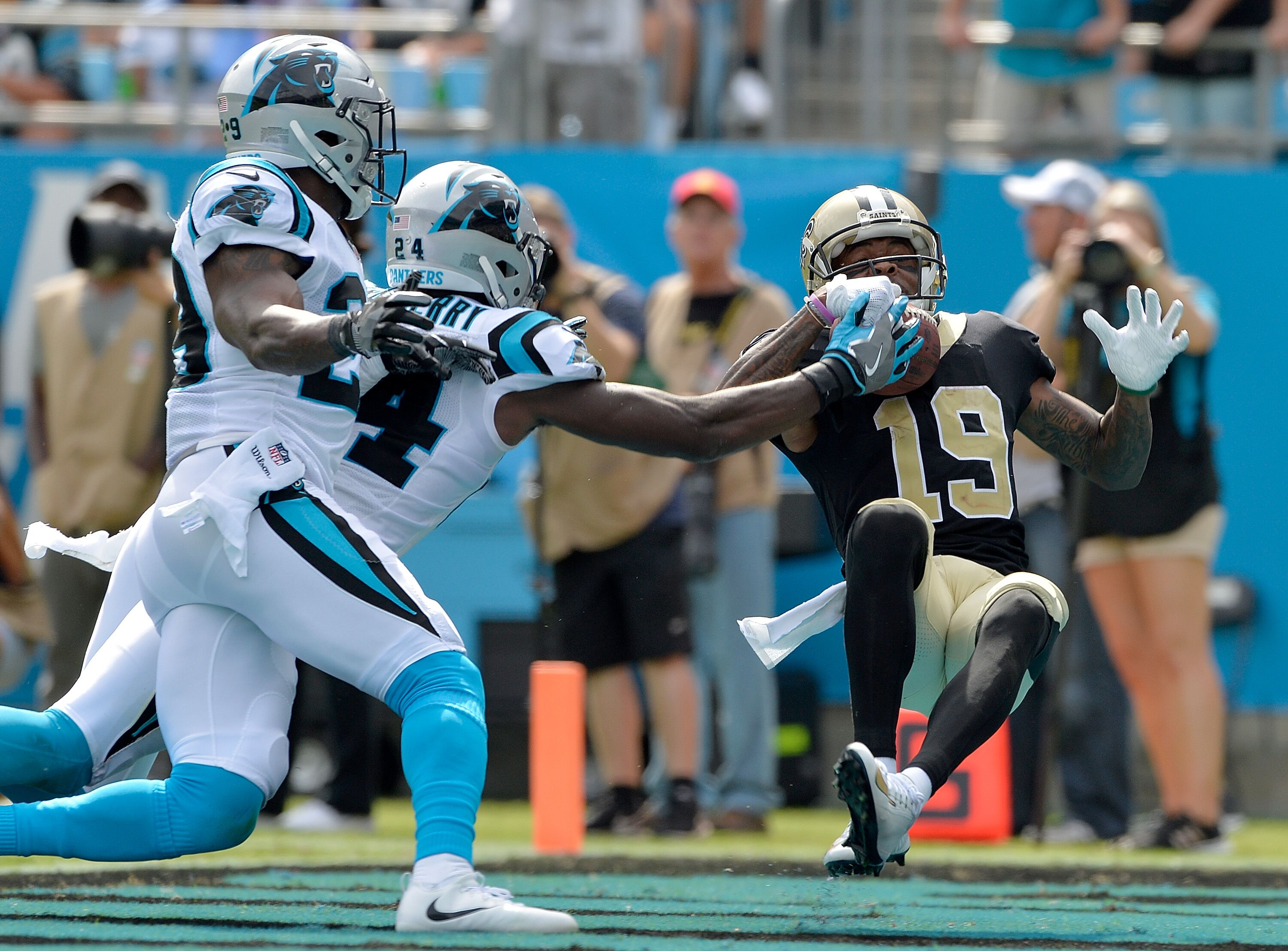 New Orleans Saints 3 Bold Predictions Vs Panthers In Week 13