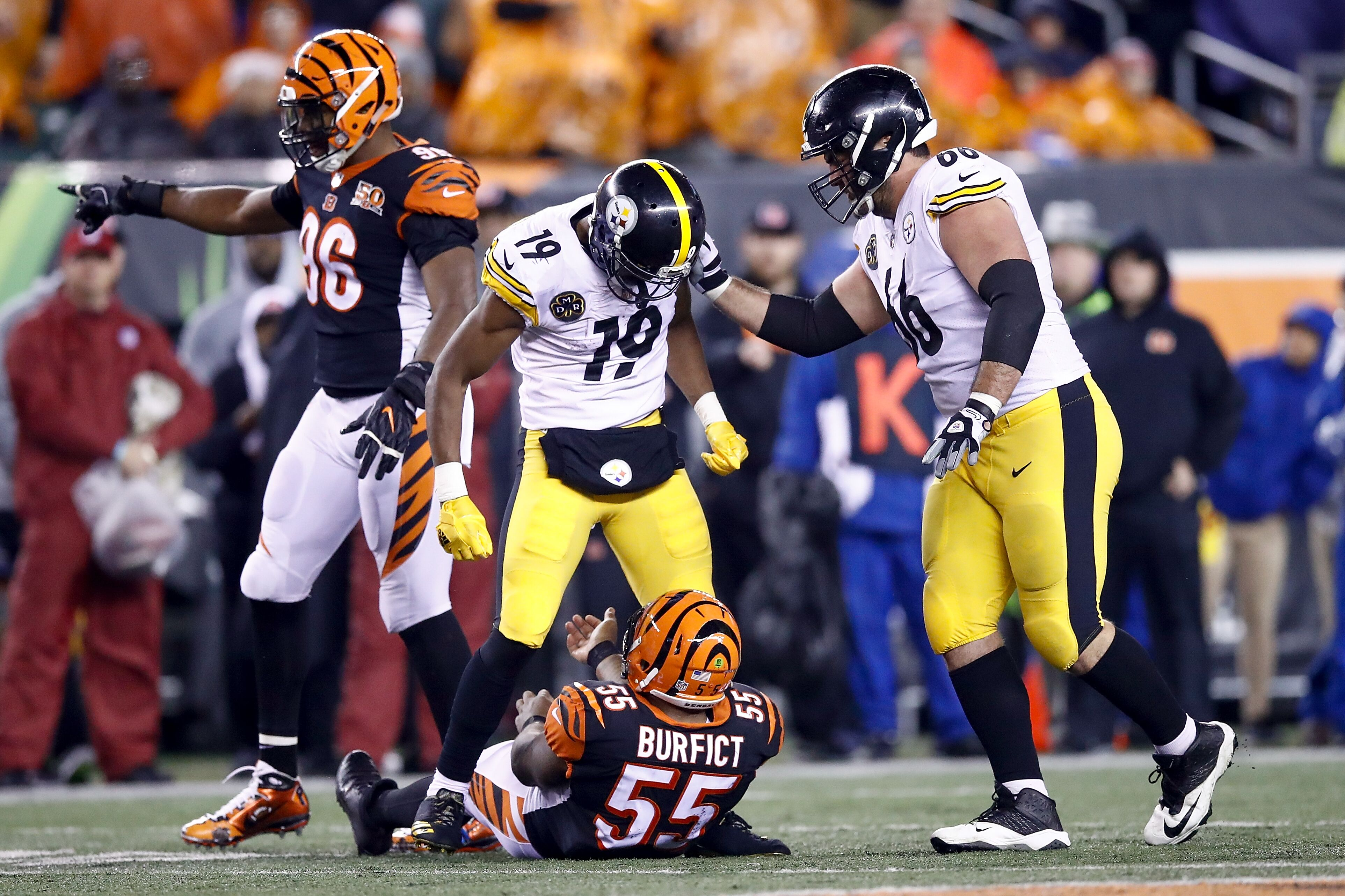 a06a7b89649 Pittsburgh Steelers  Rivalry with Bengals has gone far enough