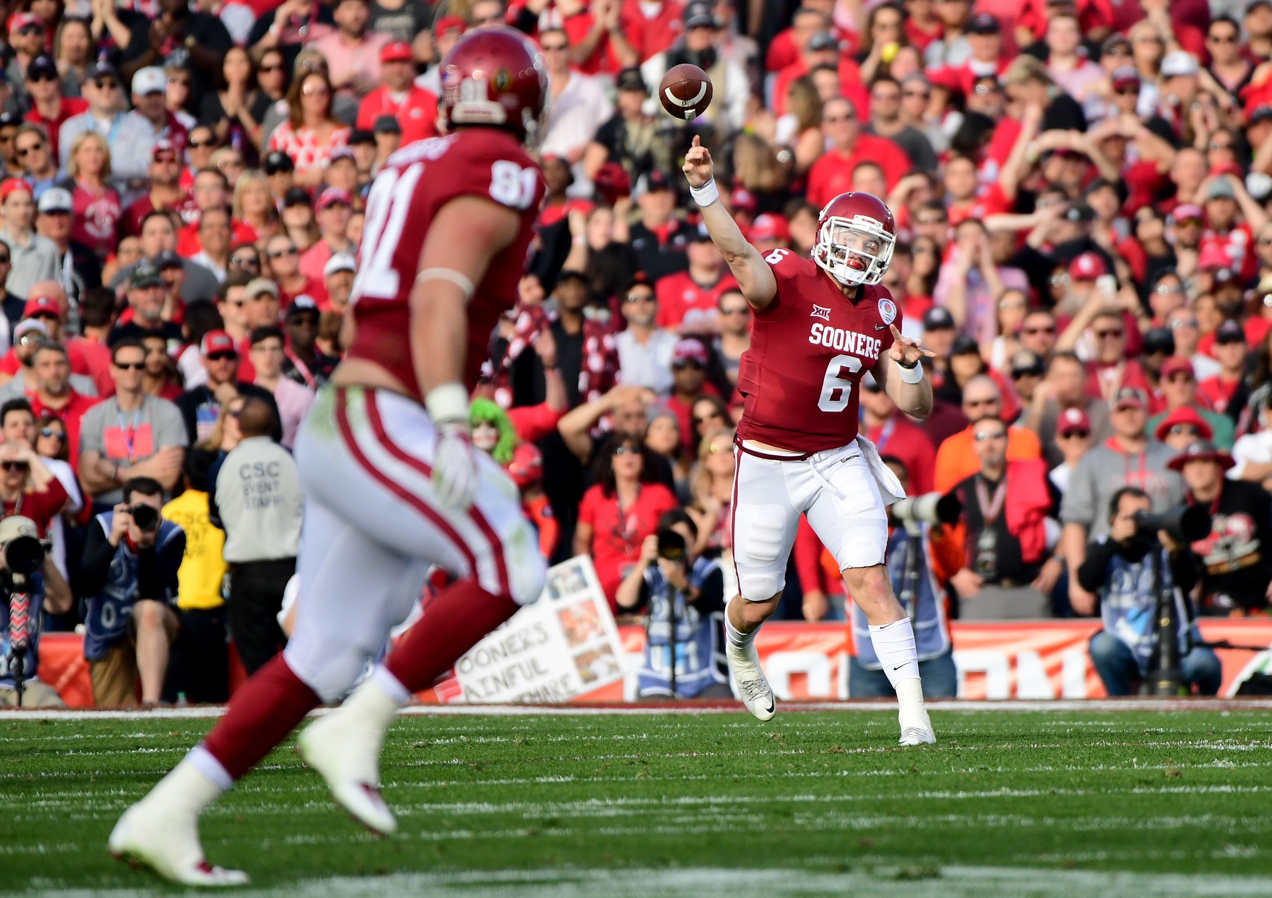 320e4519 New York Jets: Baker Mayfield doesn't fit new culture
