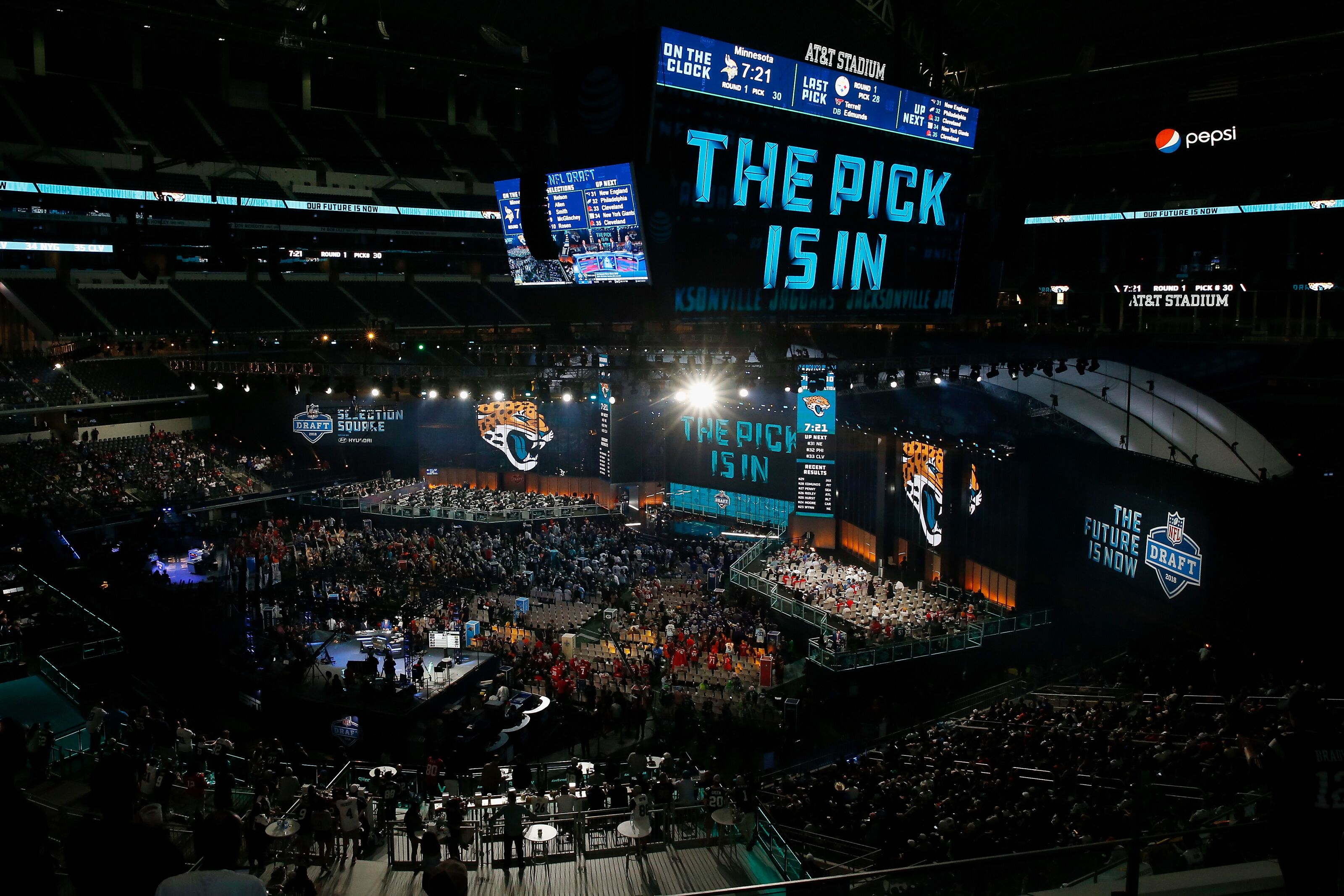 Jacksonville Jaguars: Final 7-round 2019 NFL mock draft keeps it safe