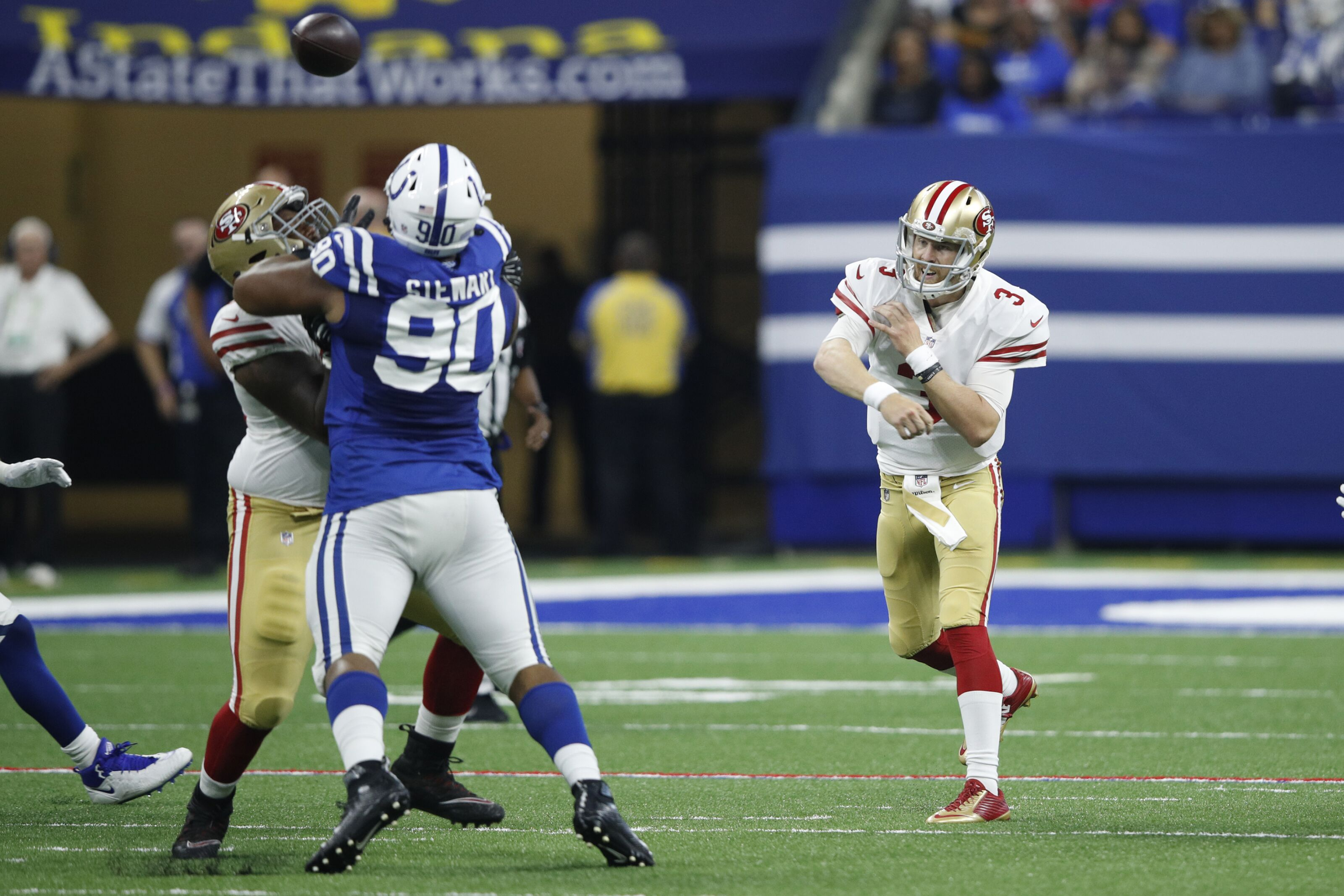 San Francisco 49ers: 5 Players to watch vs. Chargers in Week 4