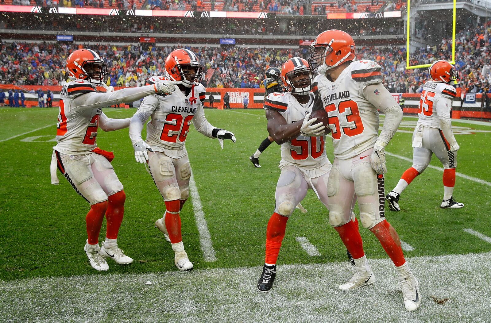 Cleveland Browns: Top 5 players deserving of a new contract