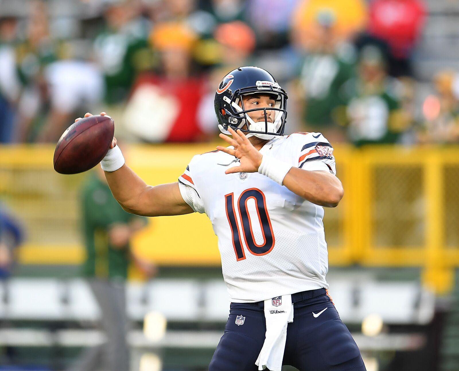Chicago Bears: Offense must get more vertical