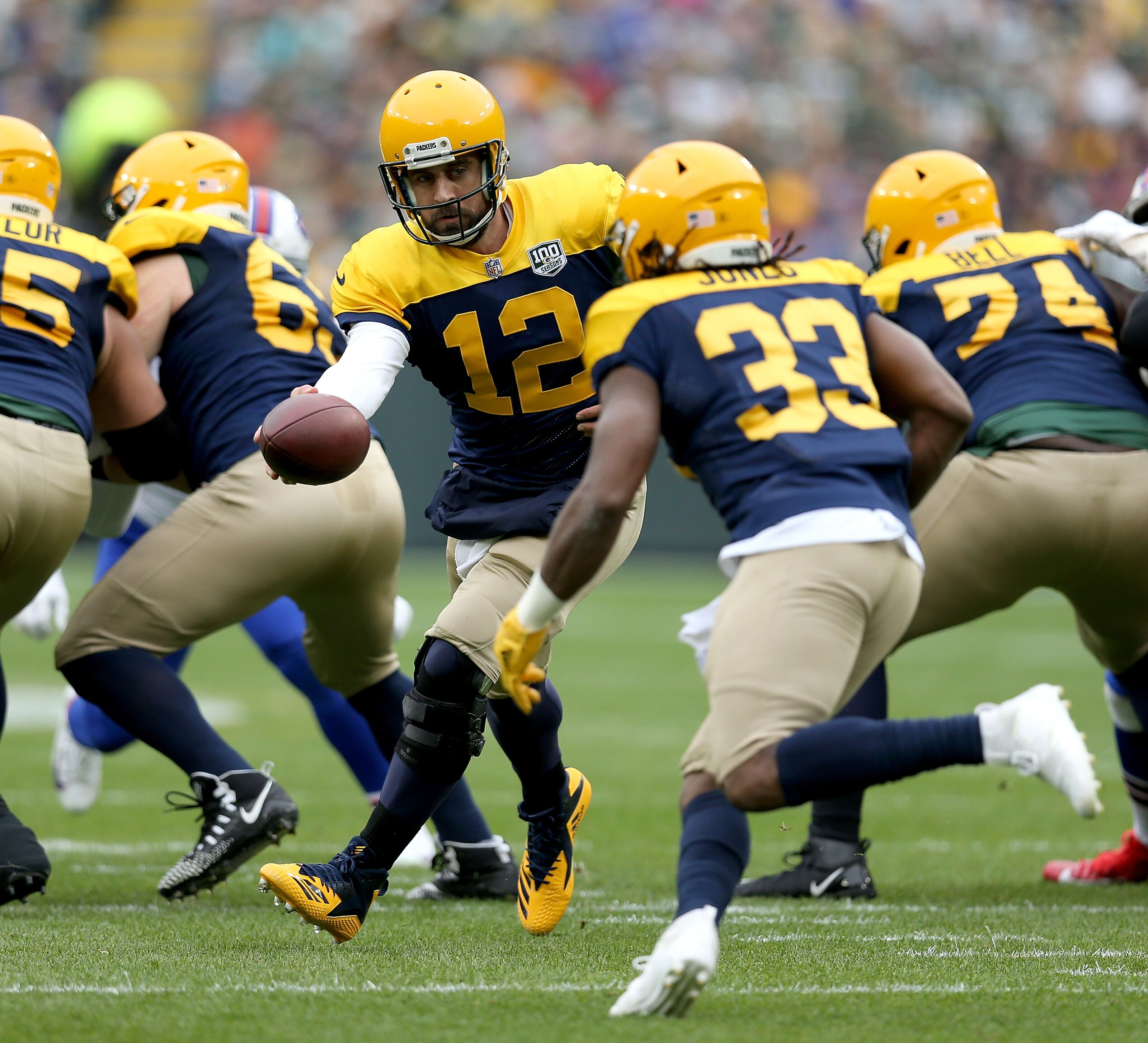 Week 11 Giants Vs Packers: Green Bay Packers: 3 Big Takeaways From Win Vs. Bills In