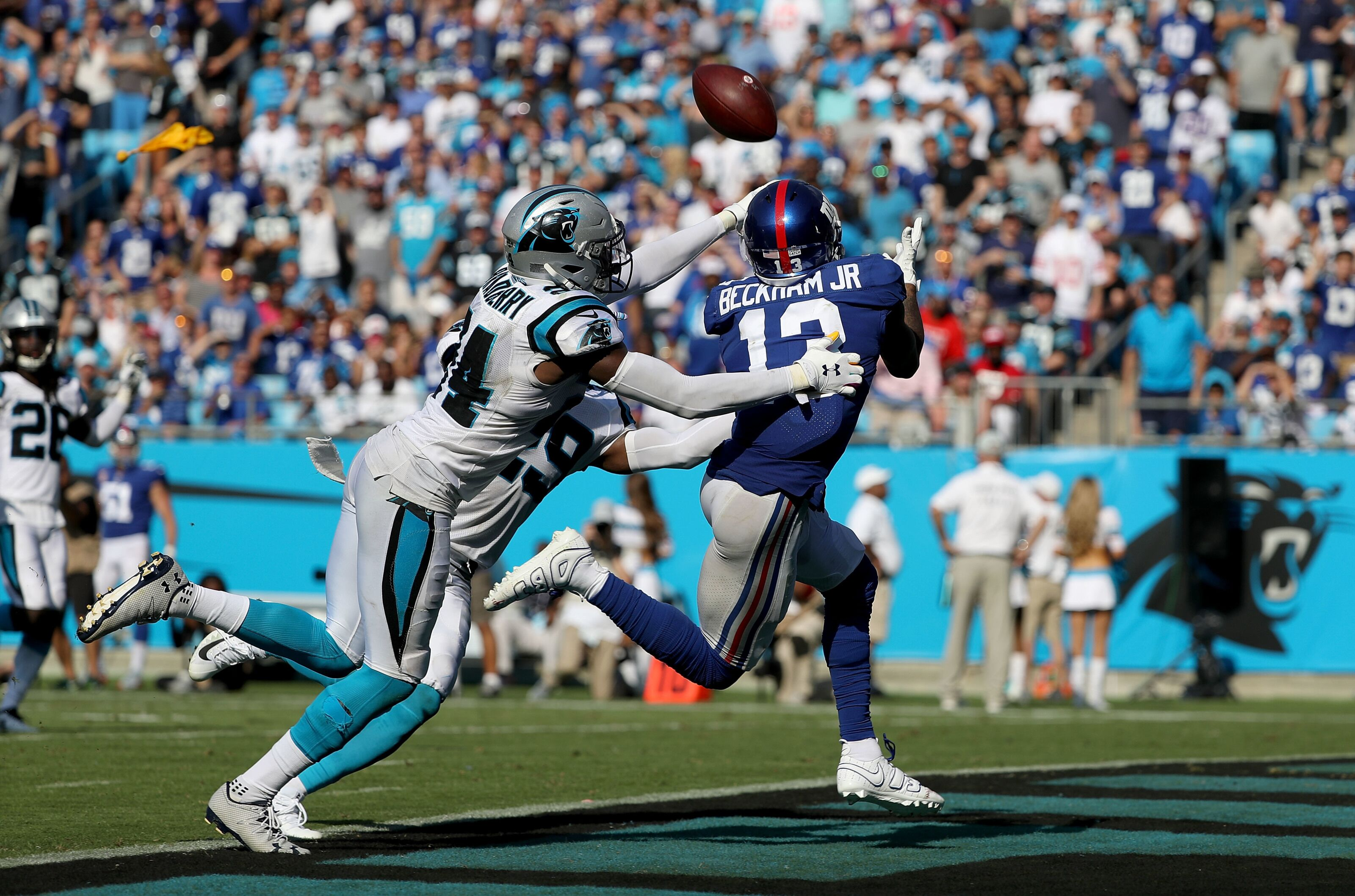 d3d0ec9f New York Giants: 3 Standouts vs. Panthers in Week 5