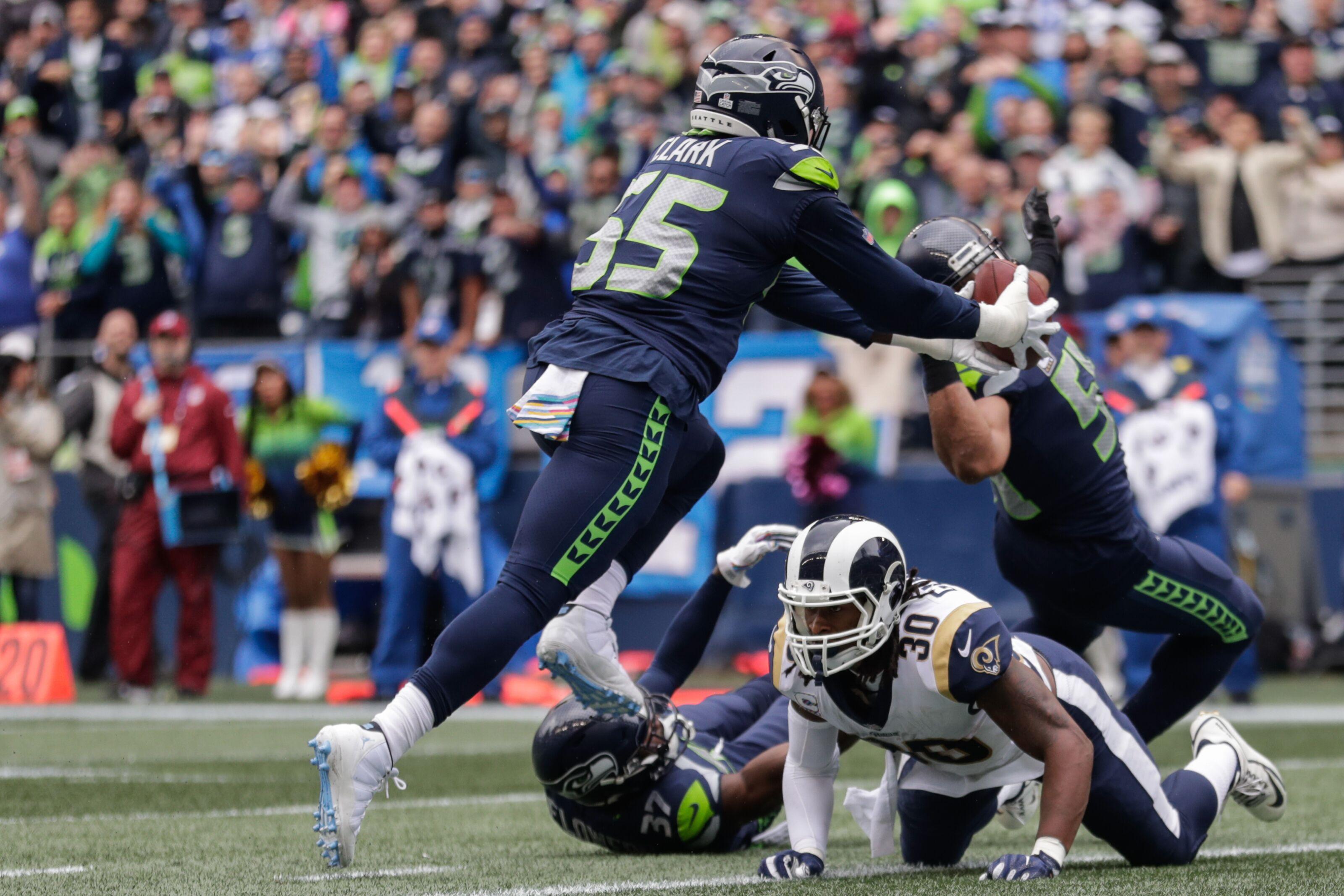 Seattle Seahawks Doug Baldwin Standouts From Week 6 Vs
