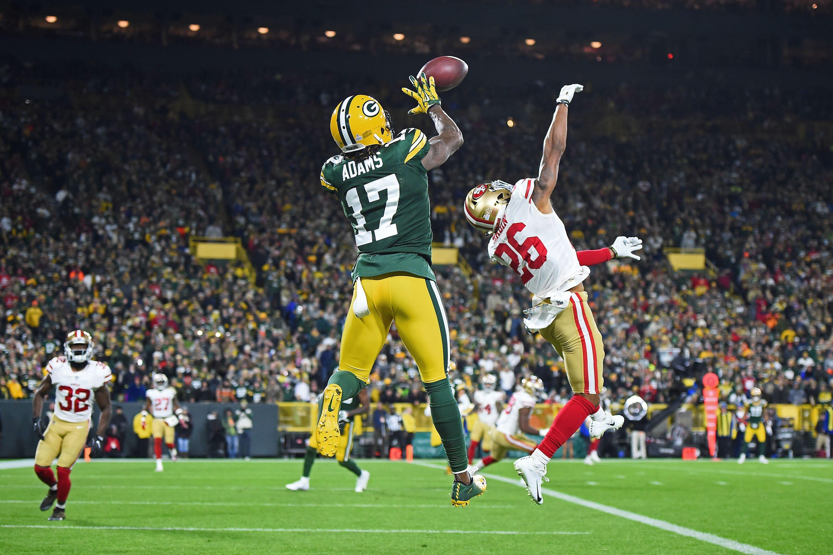 Green Bay Packers: Davante Adams proving to be a true No ...Davante Adams