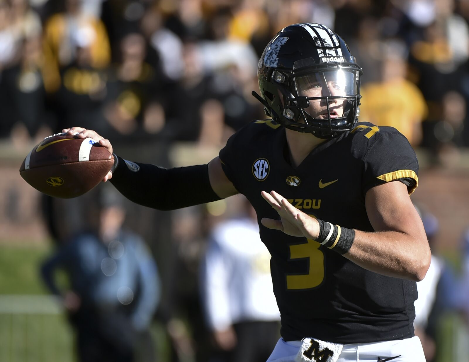 Denver Broncos approach with Drew Lock unmistakably correct