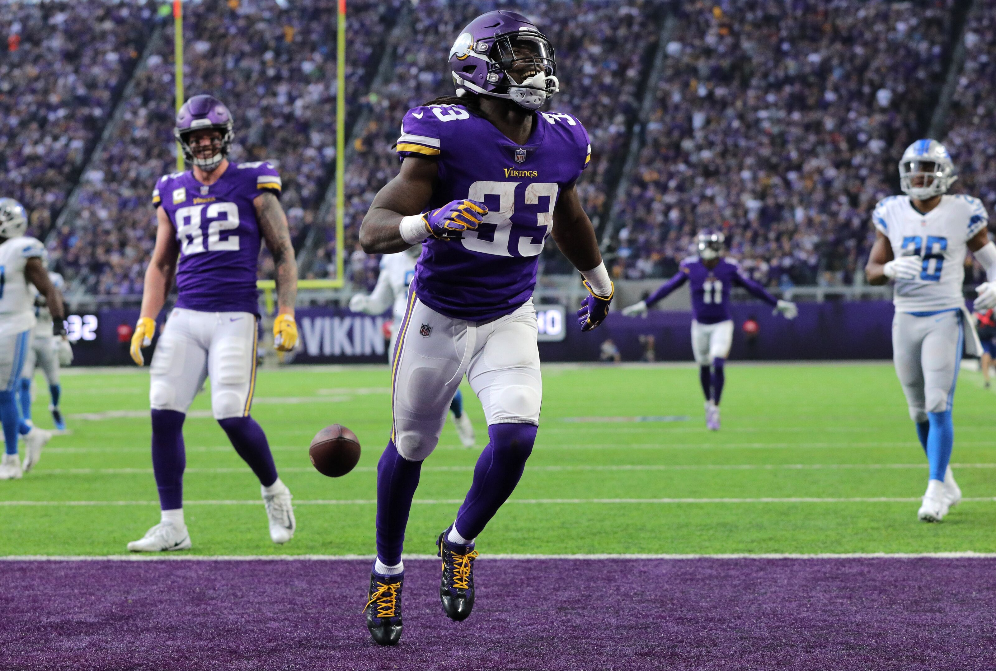 Minnesota Vikings  Time to unleash Dalvin Cook down stretch 857b1c74d
