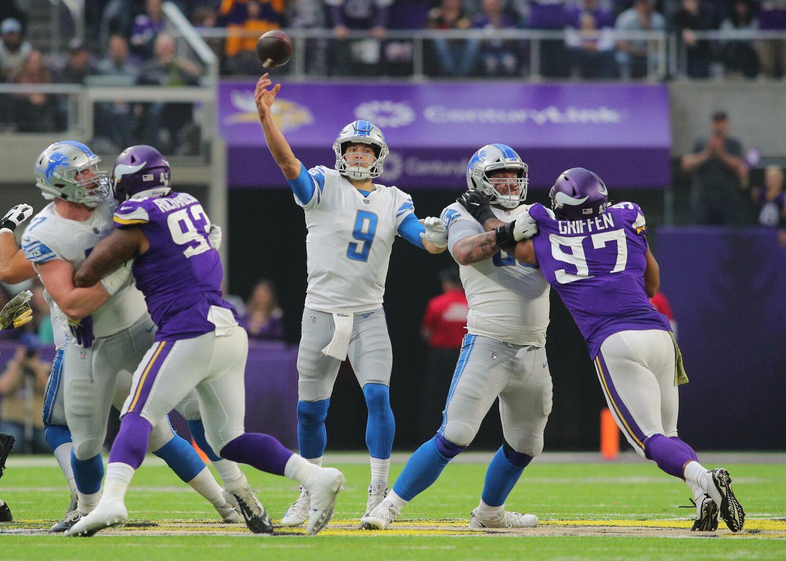0bb1dca9 Vikings vs. Lions, Week 16 live stream: Watch NFL online