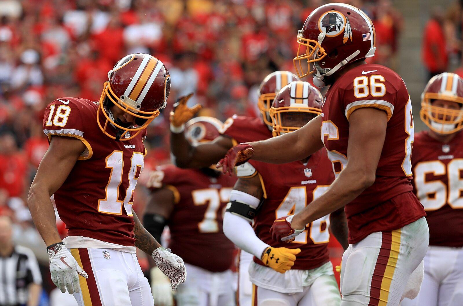 Washington Redskins: Best matchup to expose vs. Eagles?