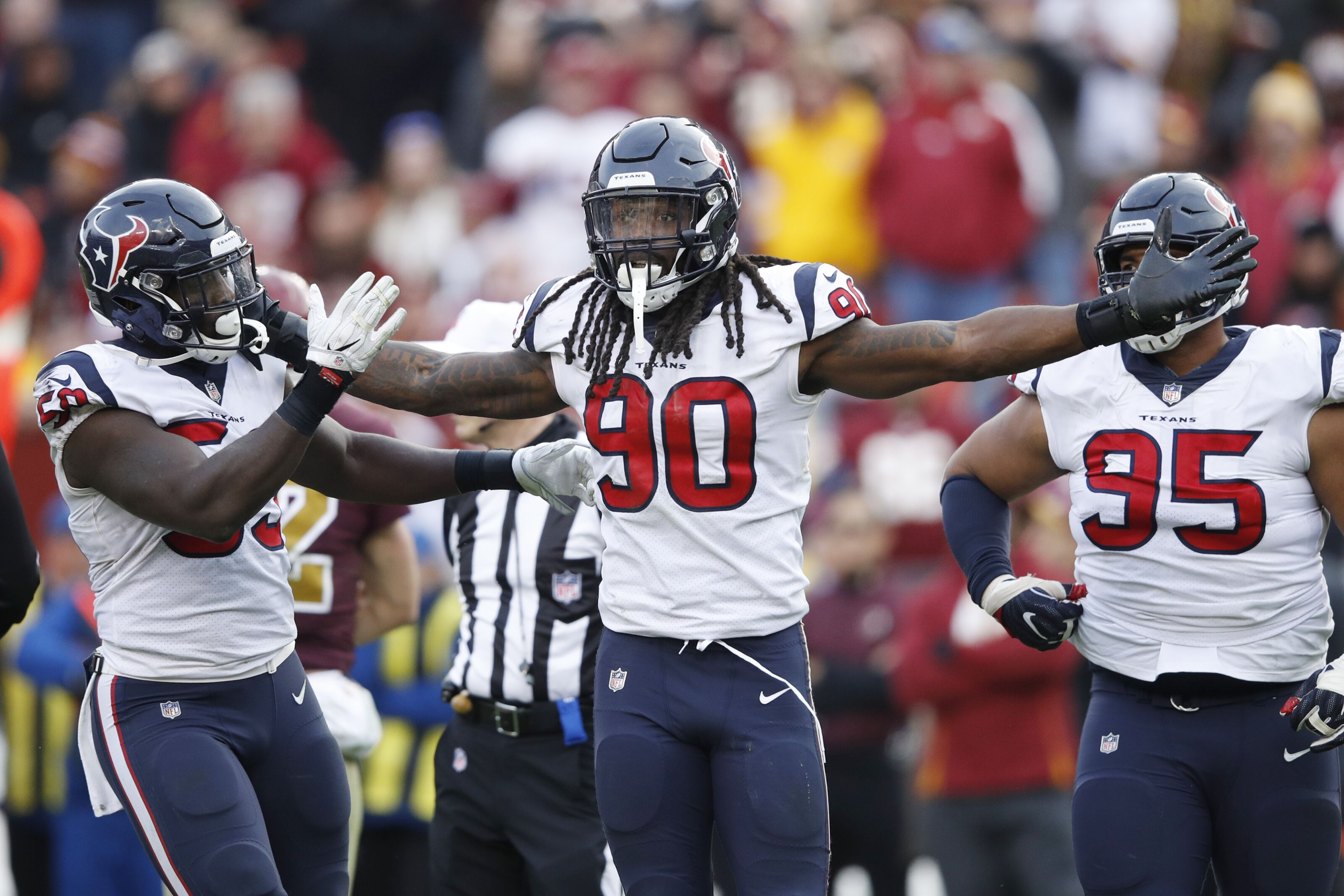982bc4c8 Jadeveon Clowney: 5 Trade partners the Houston Texans could deal with
