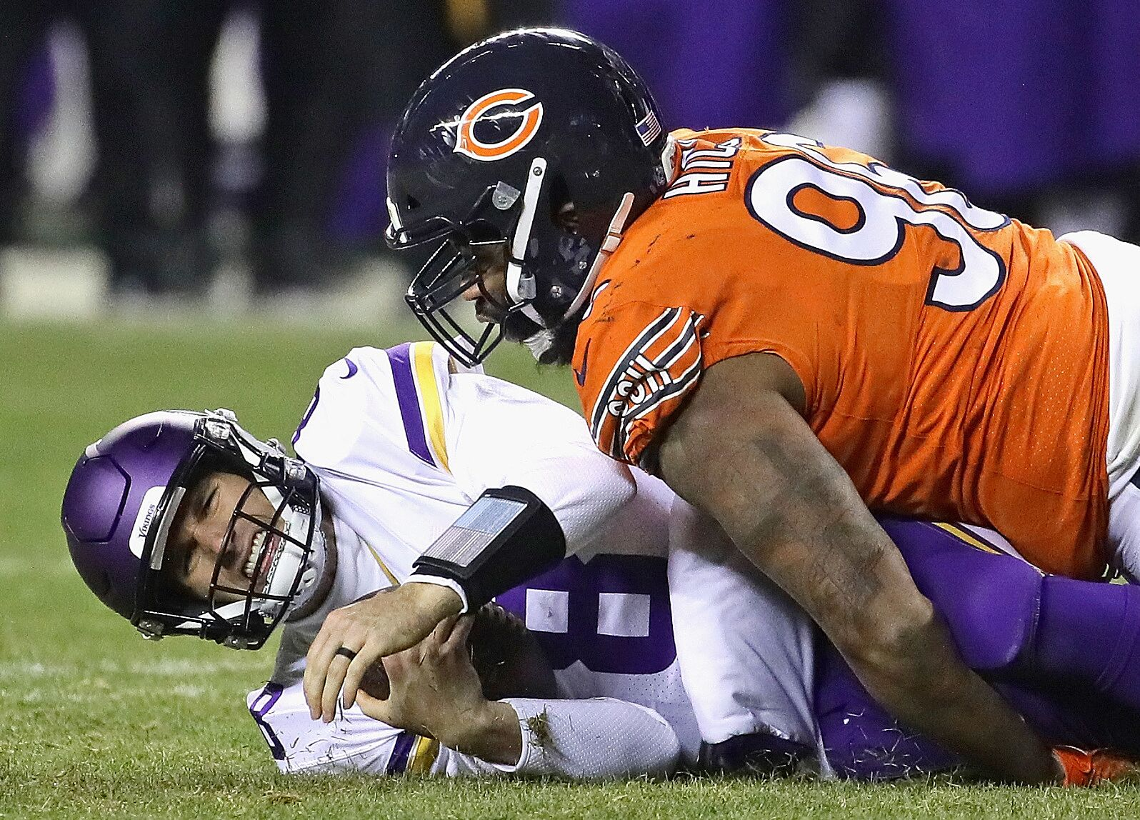 finest selection 7d61e 956ae Chicago Bears: 5 Reasons why they can make a long playoff run