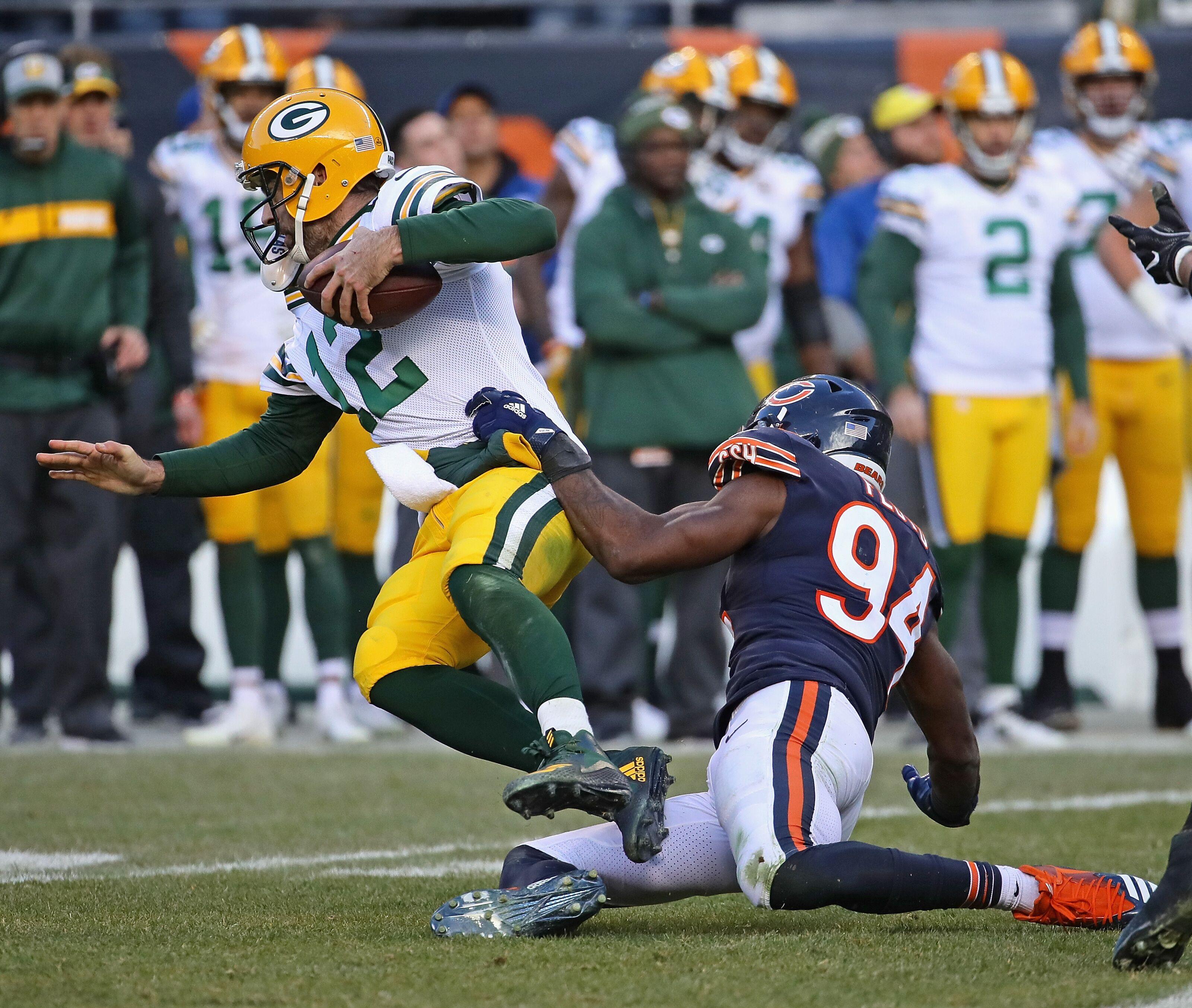 Week 11 Giants Vs Packers: Chicago Bears: 3 Big Takeaways From Win Vs. Packers In Week 15