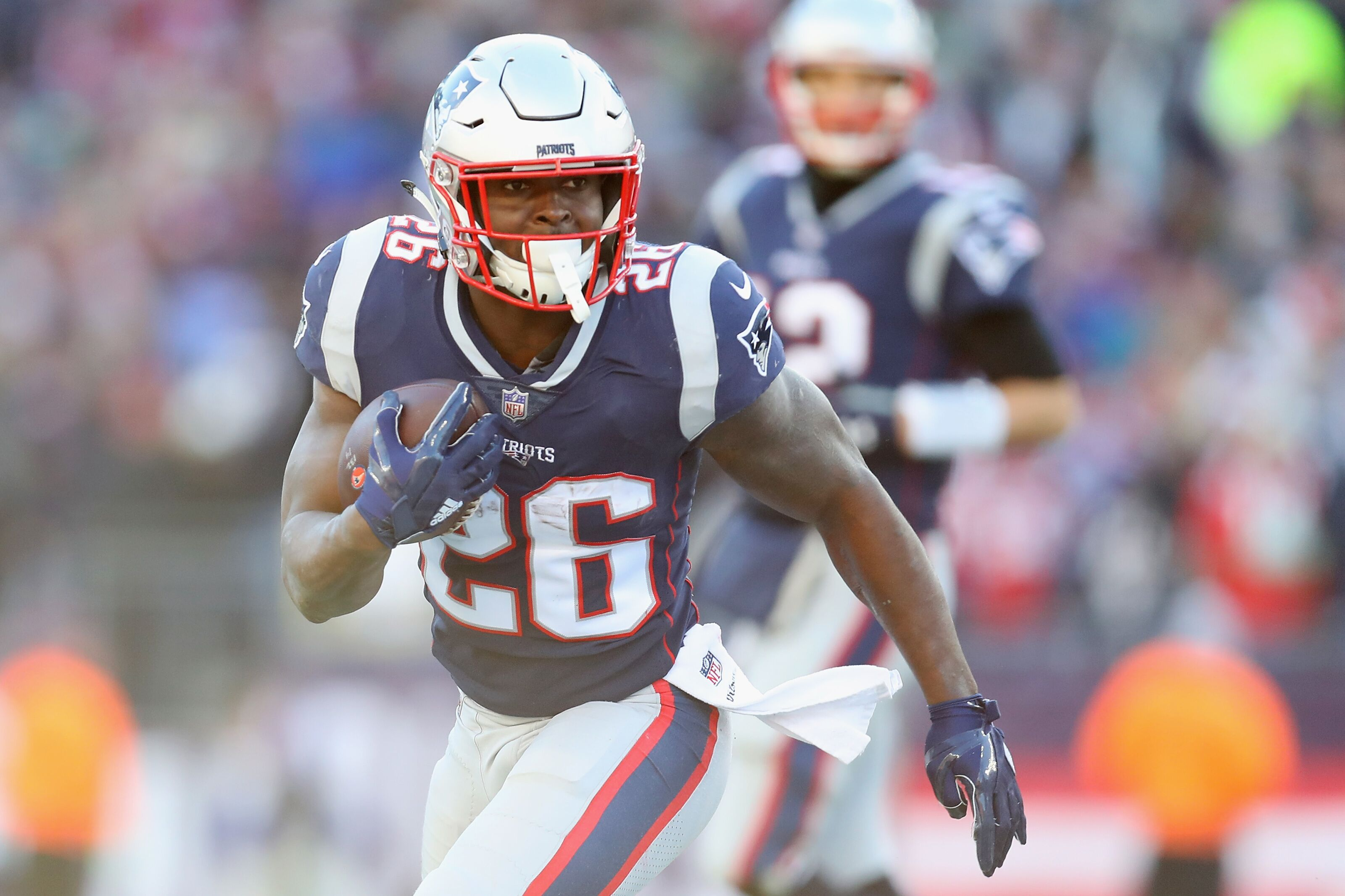 New England Patriots: Crowded running back room critically important