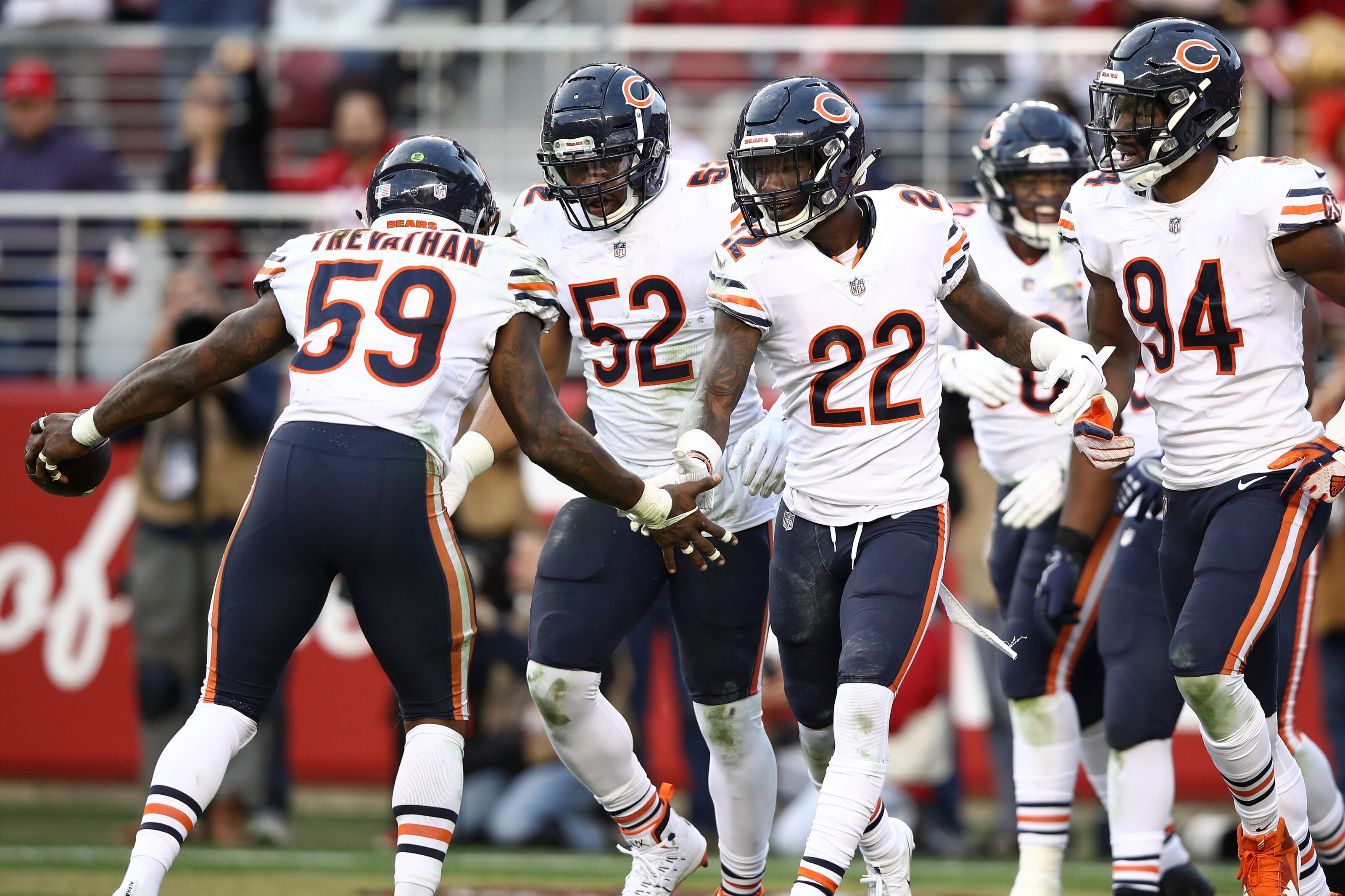 74ca63af Chicago Bears: Winning mentality must change as the hunted
