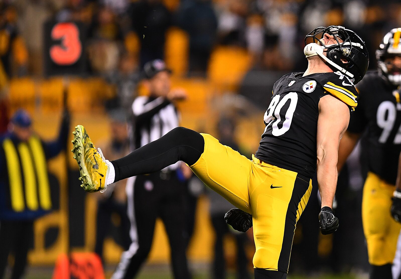 8d1a2560 Pittsburgh Steelers: 3 Standouts from Preseason Week 2 vs. Chiefs
