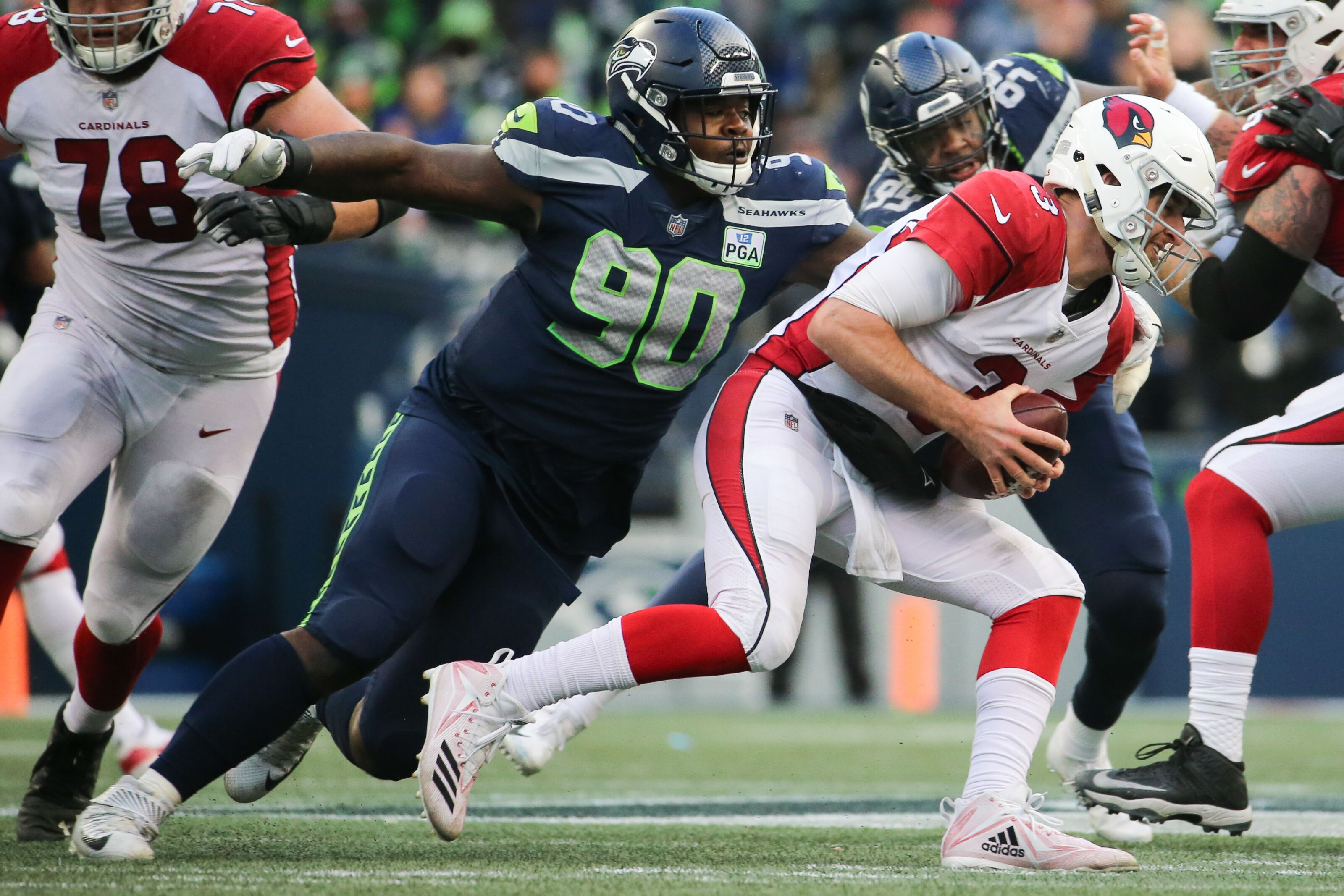 940a616d4eb Seattle Seahawks | Bleacher Report | Latest News, Scores, Stats and ...