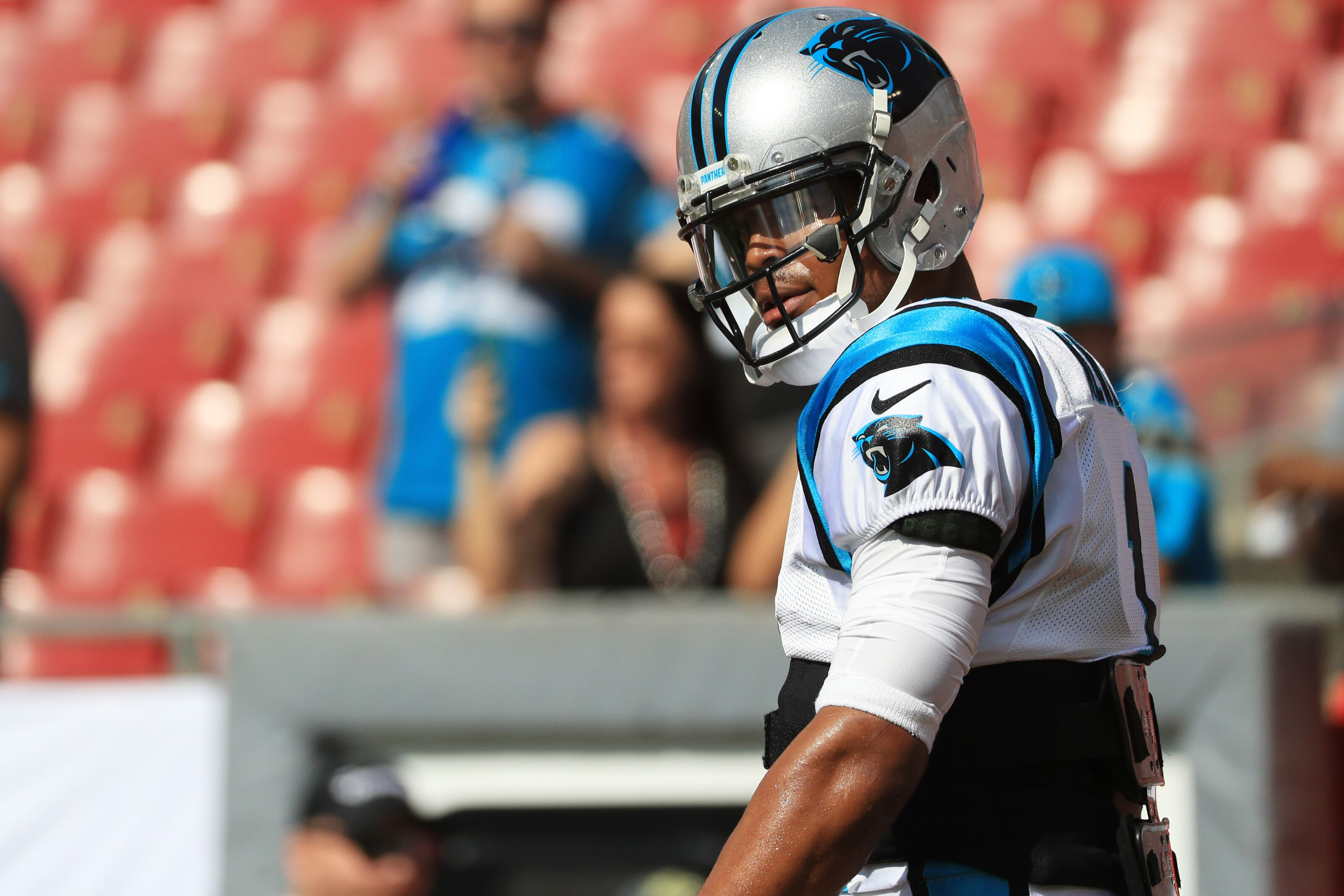 Will Cam Newton return to MVP form or succumb to injury?