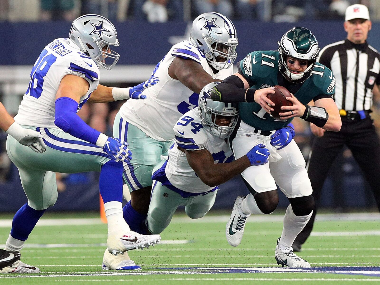 NFC East: Ranking top 2019 storylines by team