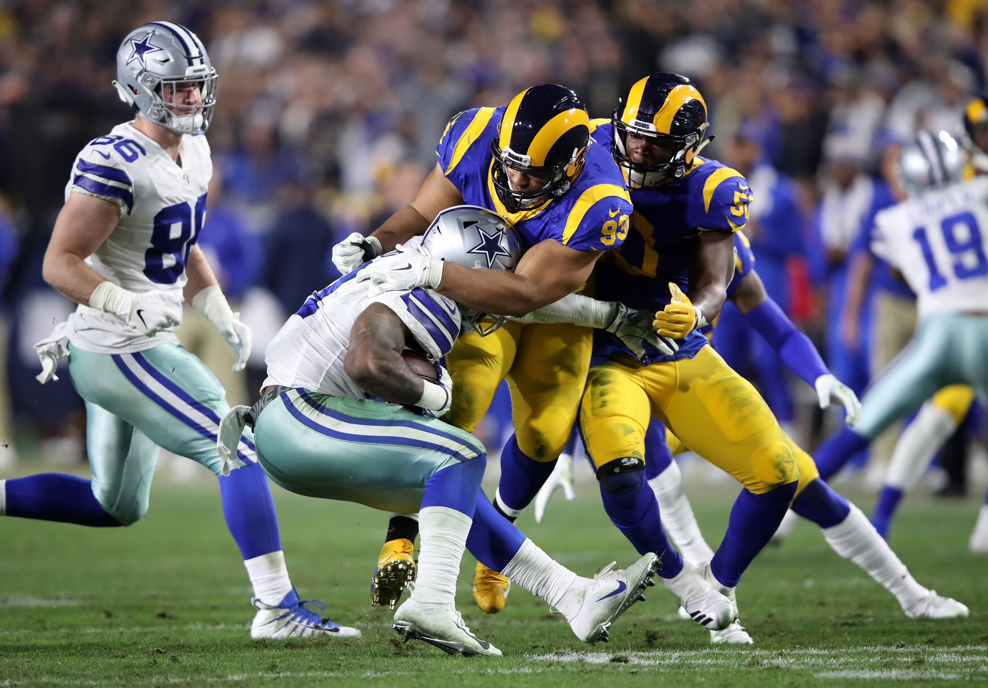 2daa68eec23 NFL Free Agency 2019: Best remaining players littered with former stars