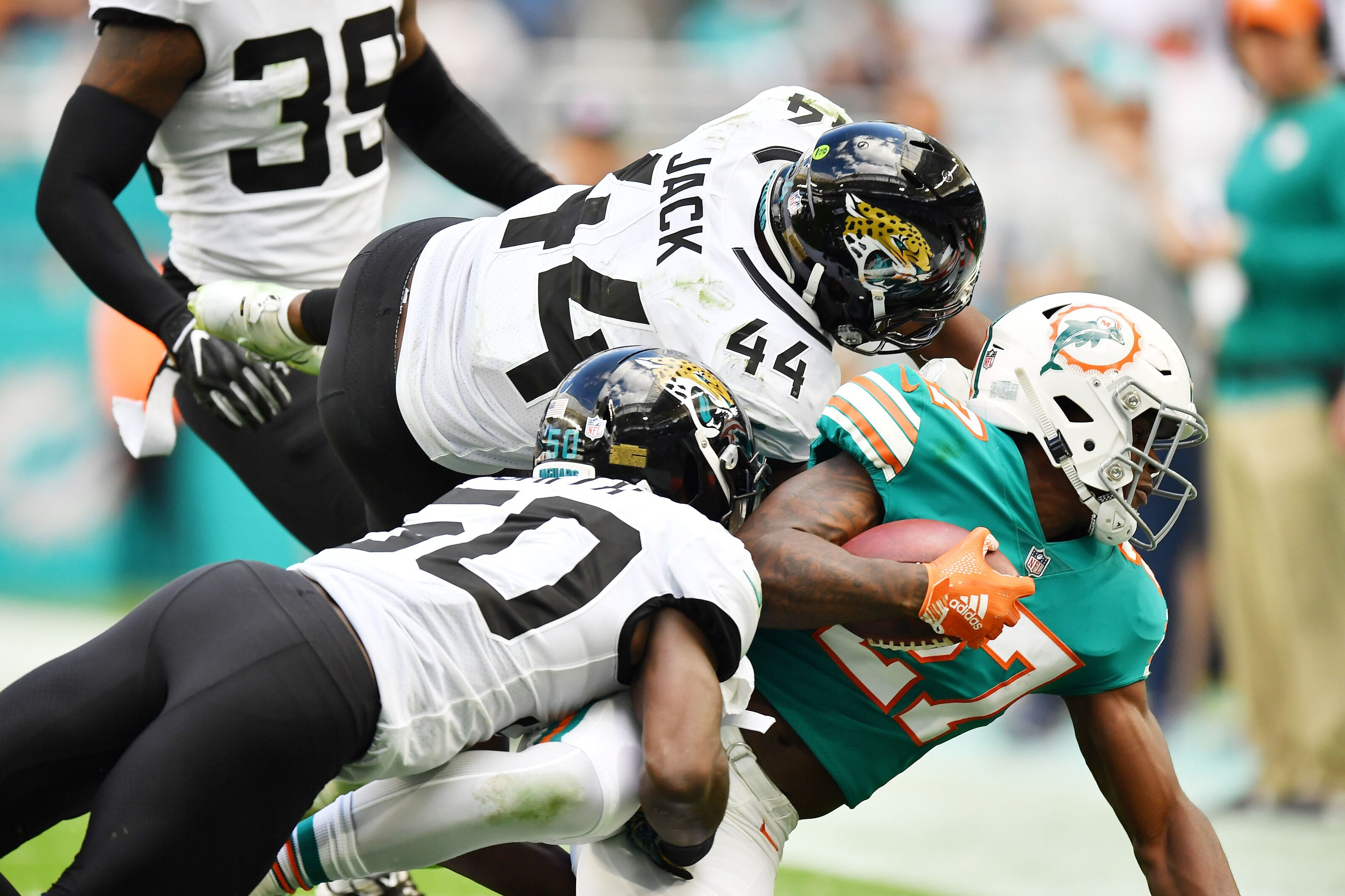 Are the Jacksonville Jaguars concerned with their defense?
