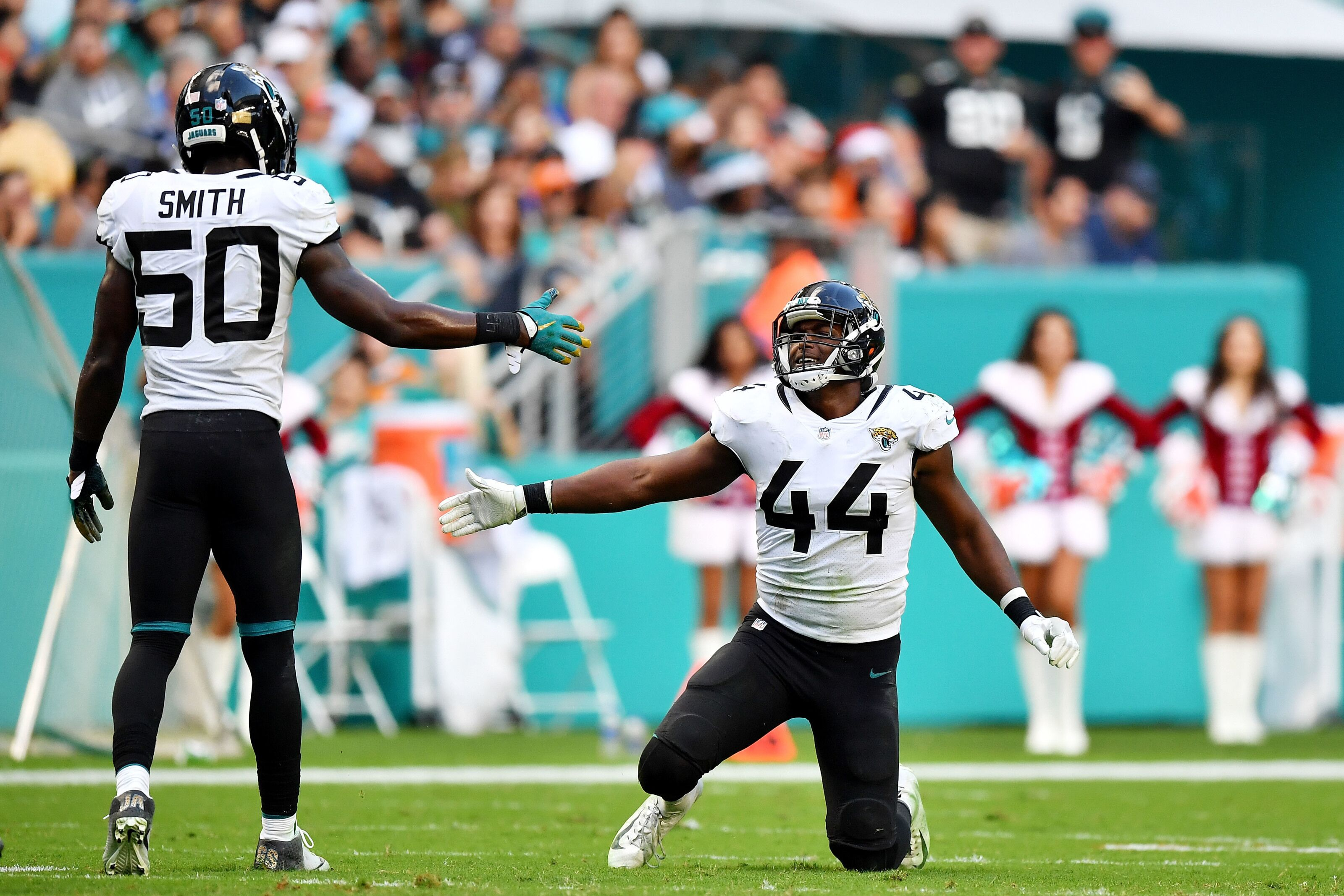 Jacksonville Jaguars still teetering between great and awful