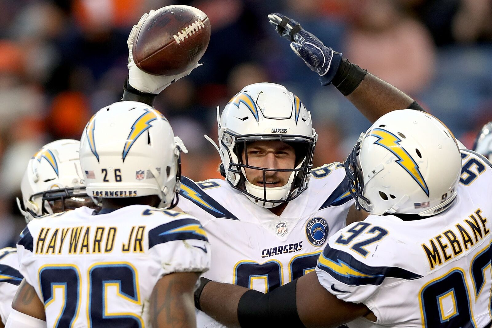 Los Angeles Chargers: 3 Bargain targets still available in 2019 NFL free agency