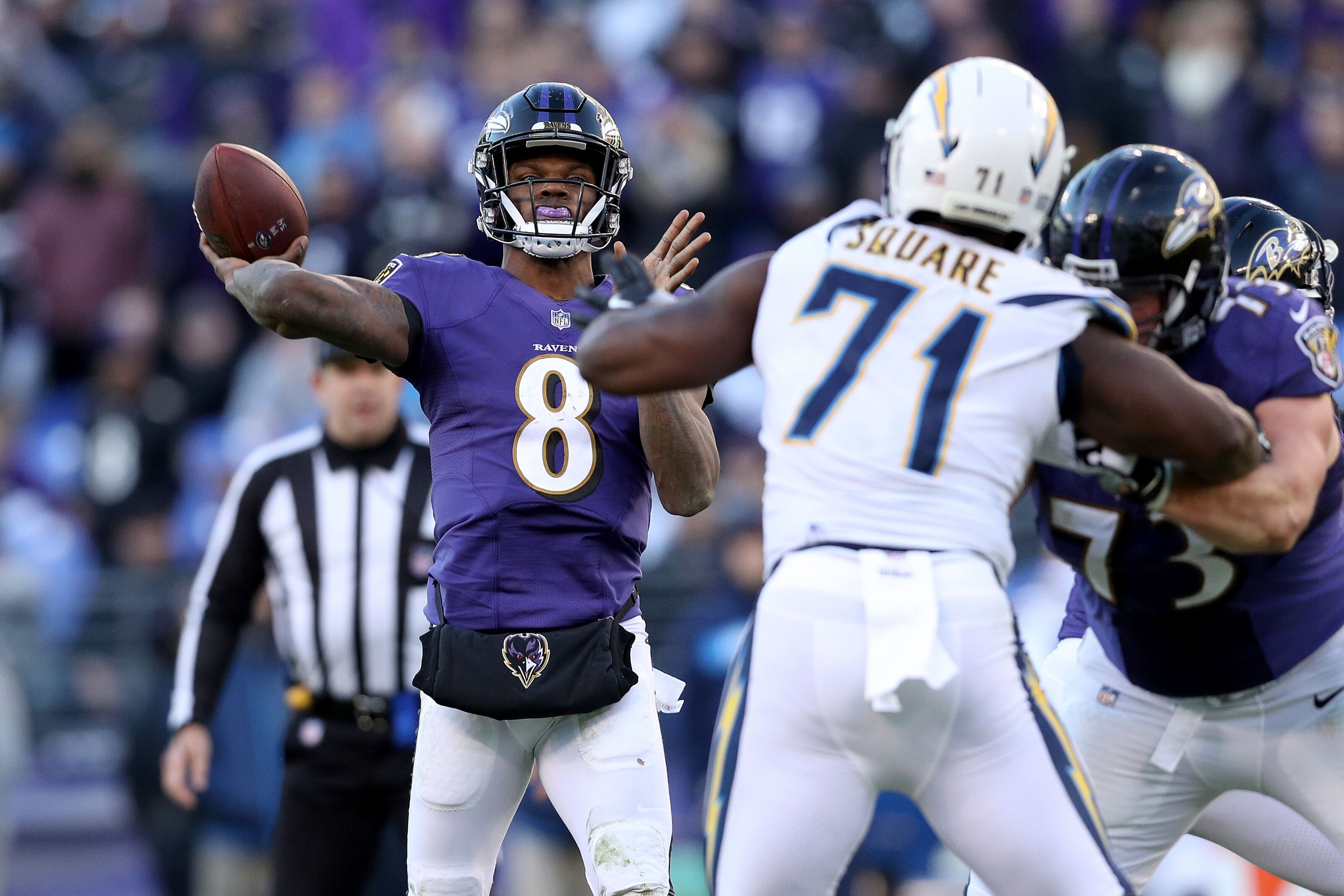 Baltimore Ravens: Predicting individual awards in 2019