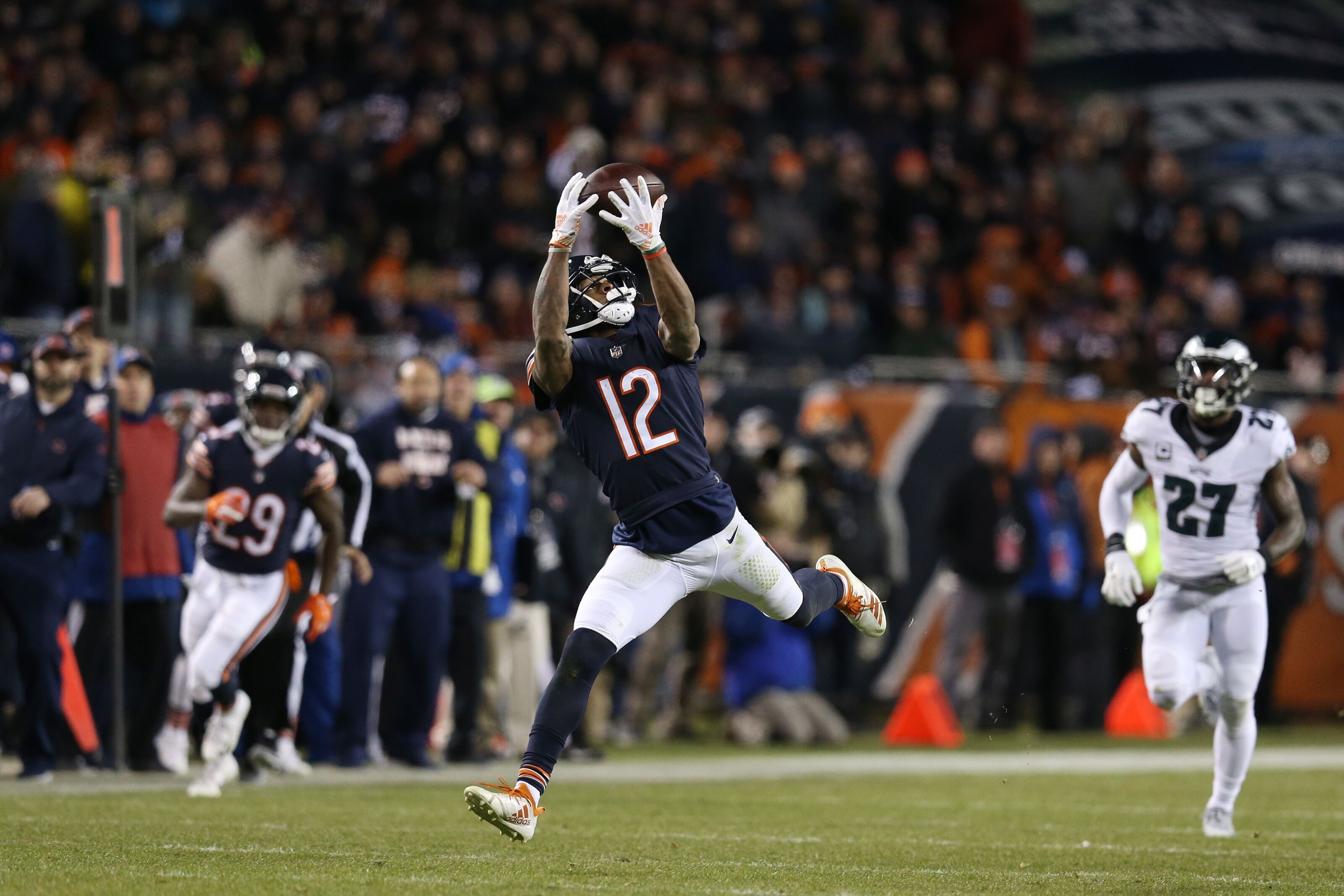 331a50c73f8 Chicago Bears: Allen Robinson needs to lead wide receiver corps