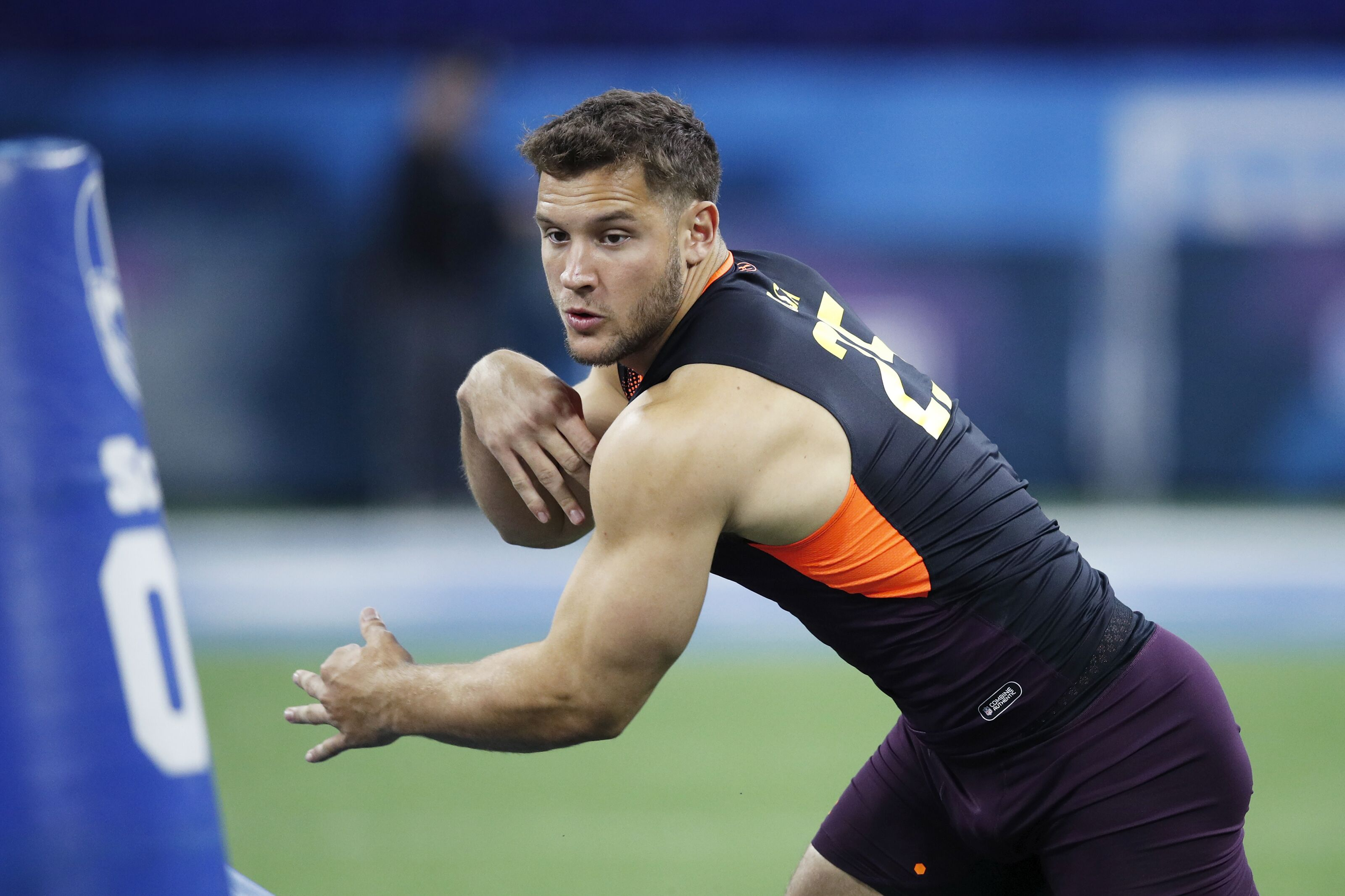 2019 NFL Mock Draft: Post-free agency first wave three-round projection