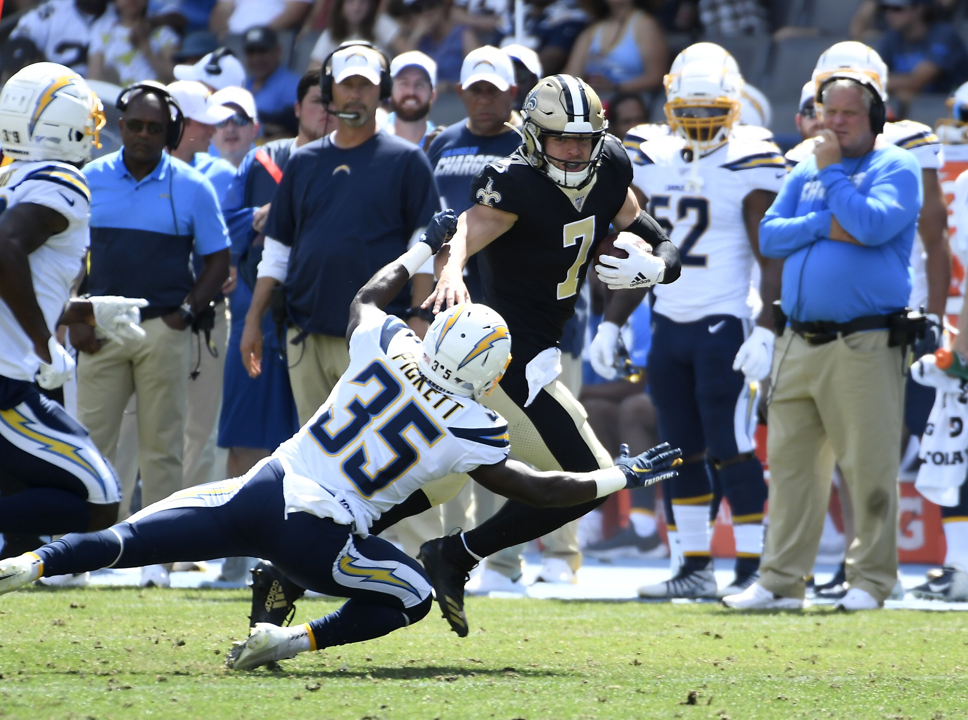 New Orleans Saints: 3 Standouts from Preseason Week 2 vs. Chargers