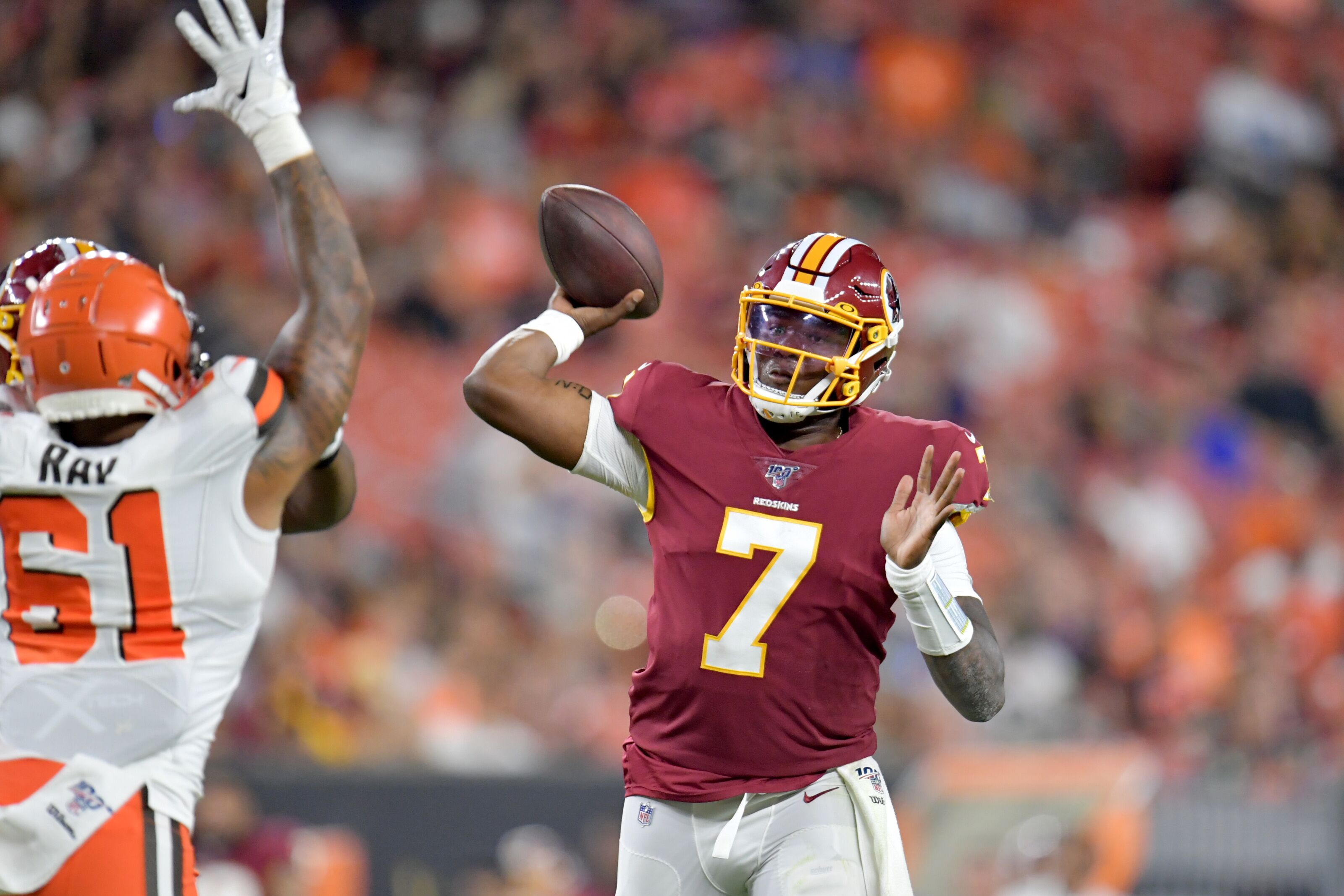 2e5d03ea Washington Redskins: 3 Players to watch in Preseason Week 2 vs. Bengals