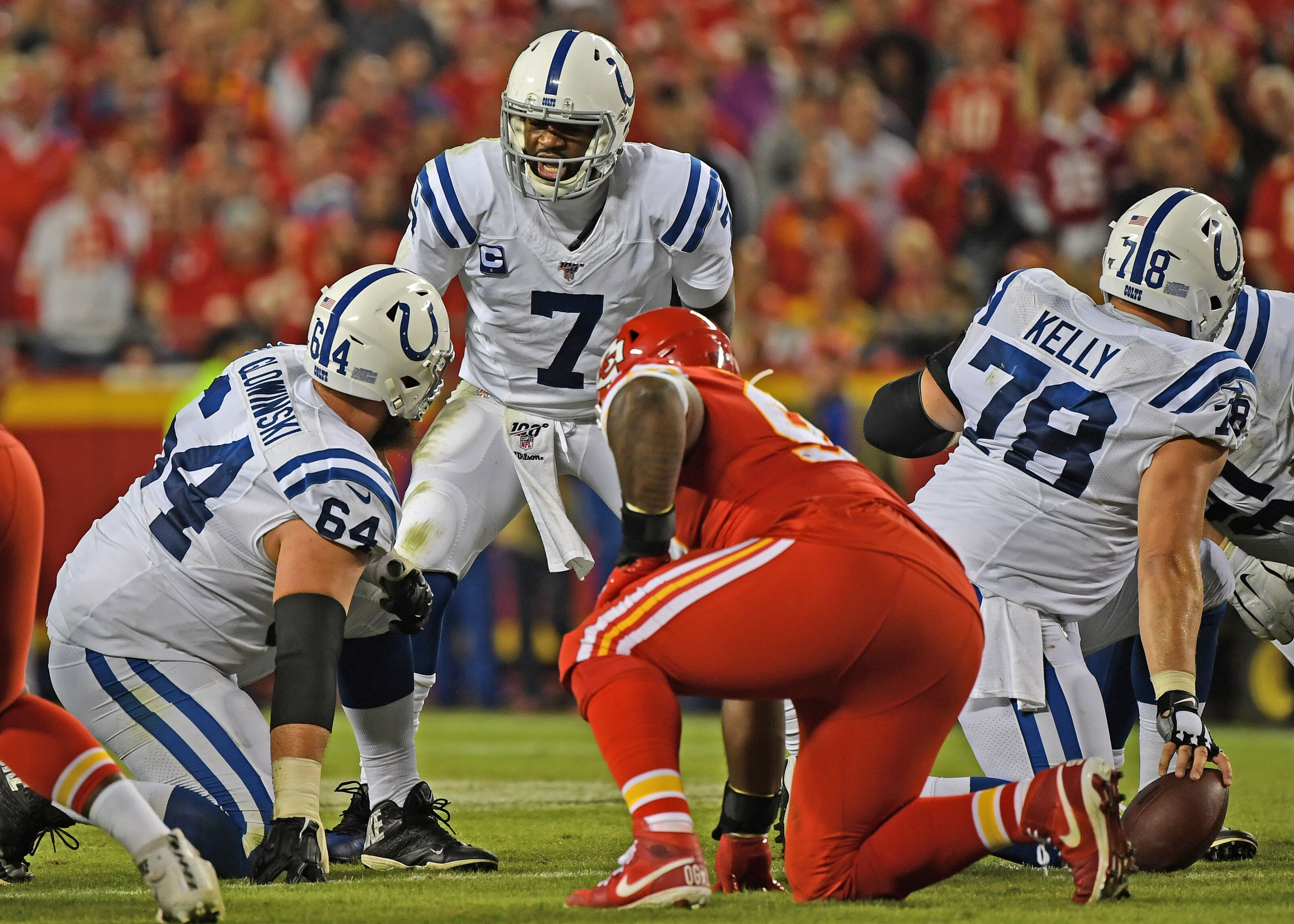 Are the Indianapolis Colts the AFC's Super Bowl sleeper?