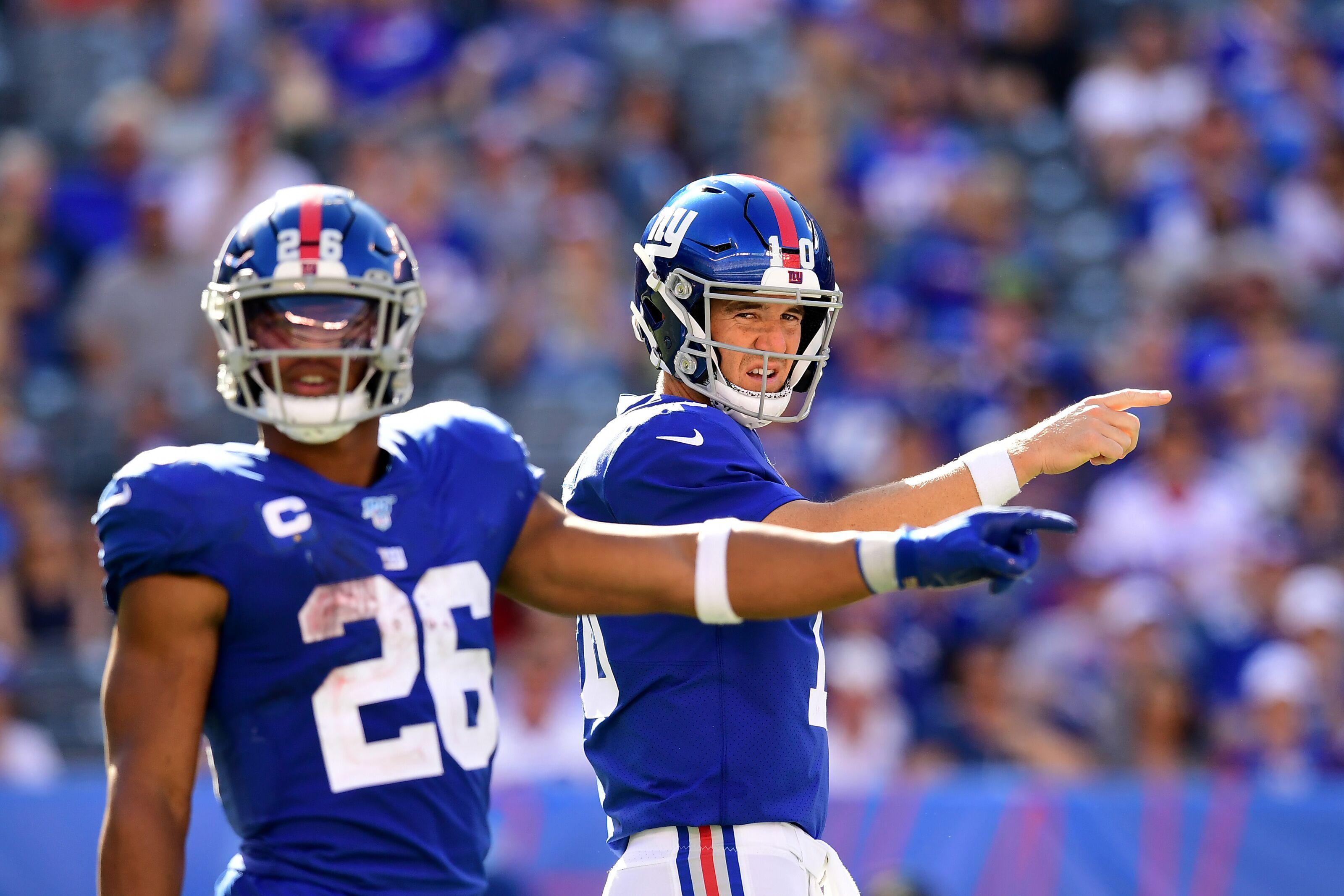 New York Giants: Report card vs. Buffalo Bills in Week 2