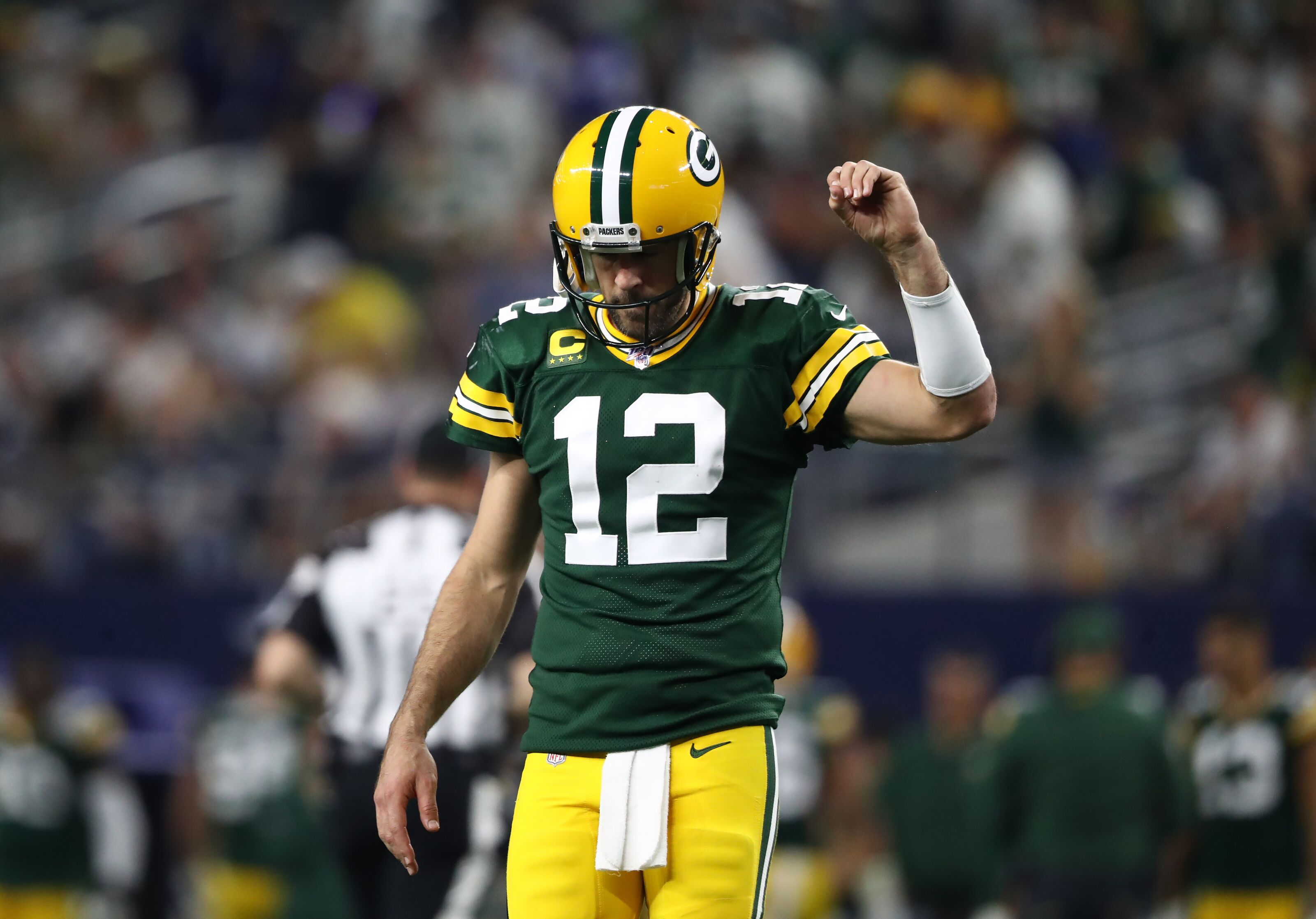 Green Bay Packers: Aaron Rodgers quietly having great season