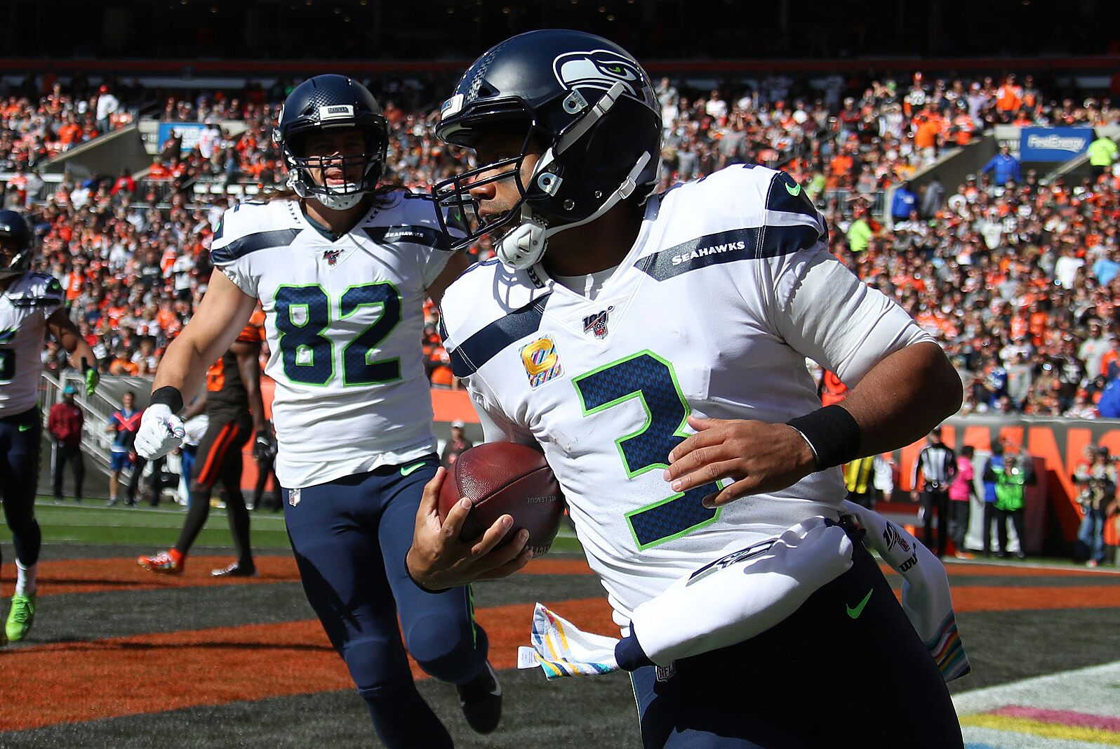 Seattle Seahawks: 3 Bold predictions vs. Ravens, Week 7