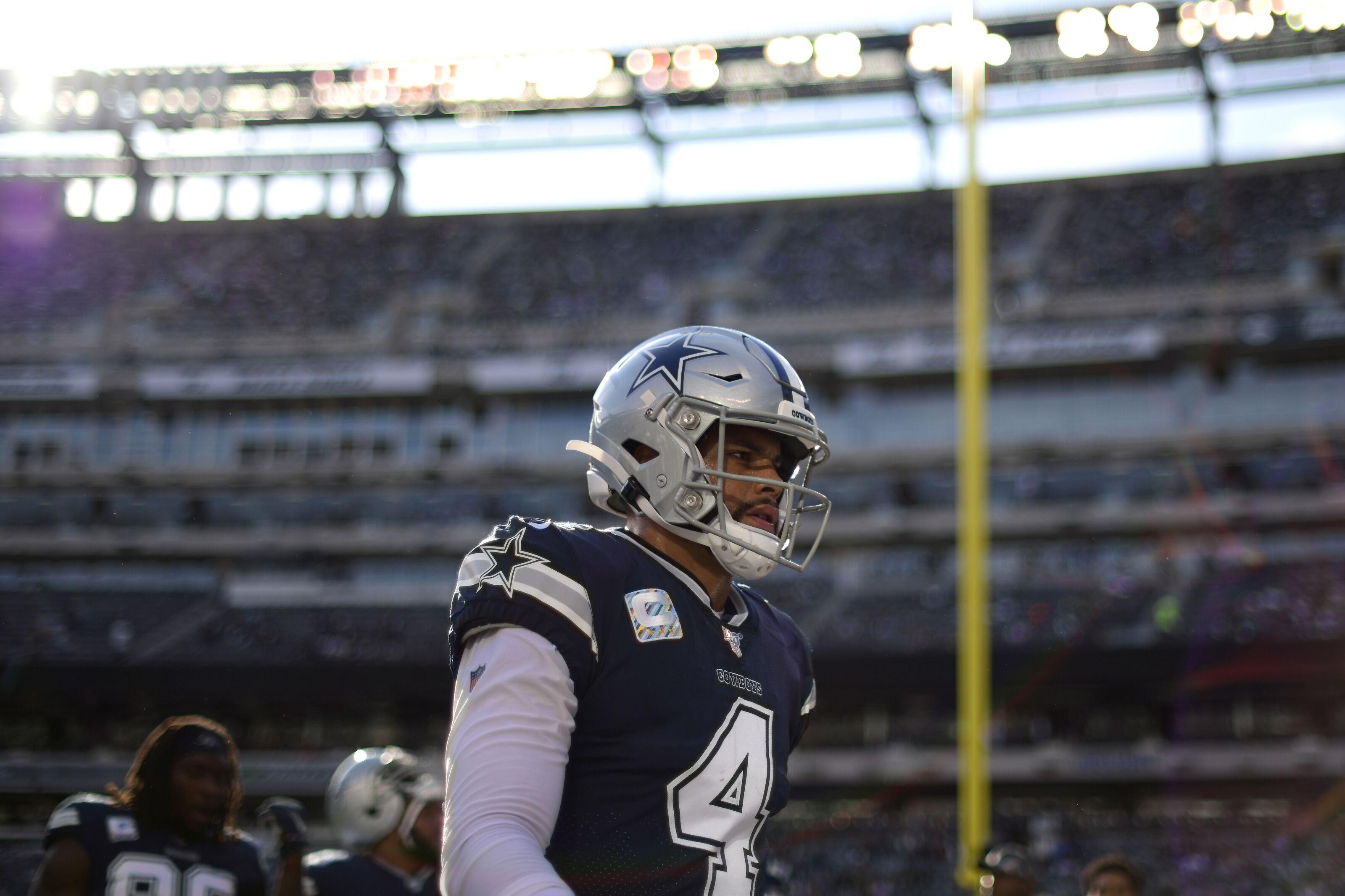Should Dak Prescott call out Dallas Cowboys coaching staff?