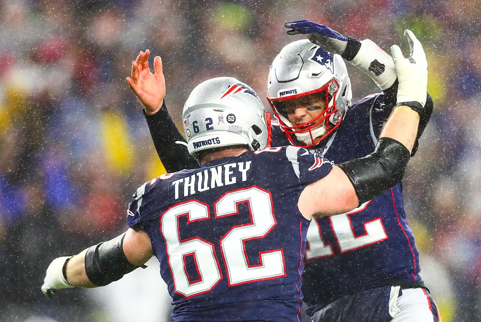 New England Patriots Studs And Duds Vs Cowboys In Week 12