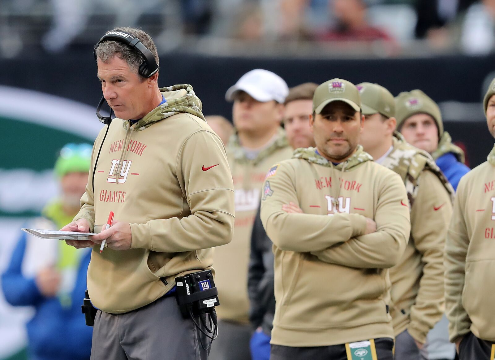 NFL Week 11, 2019: 5 Coaches on the hot seat