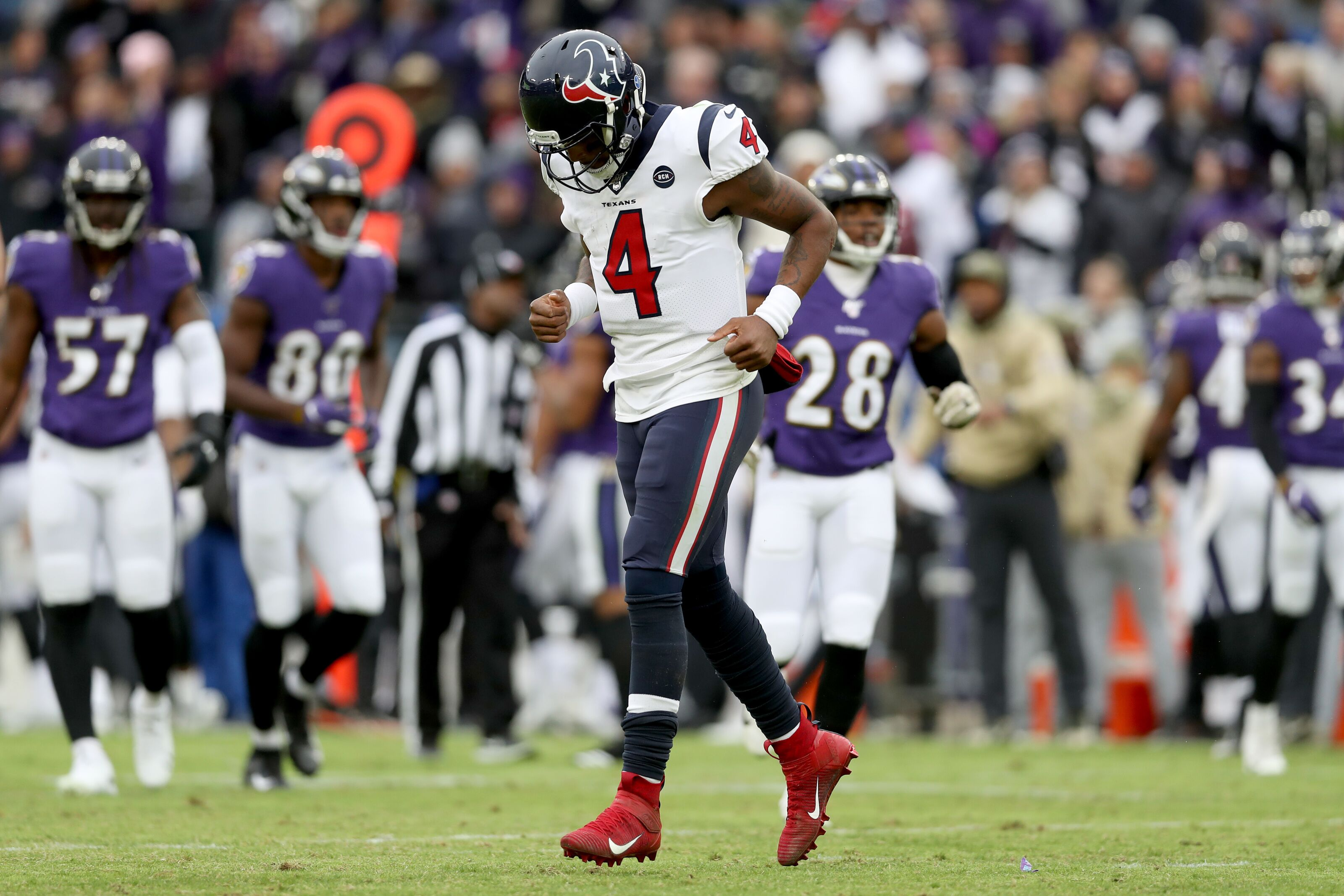 Houston Texans are once again chasing the Indianapolis Colts