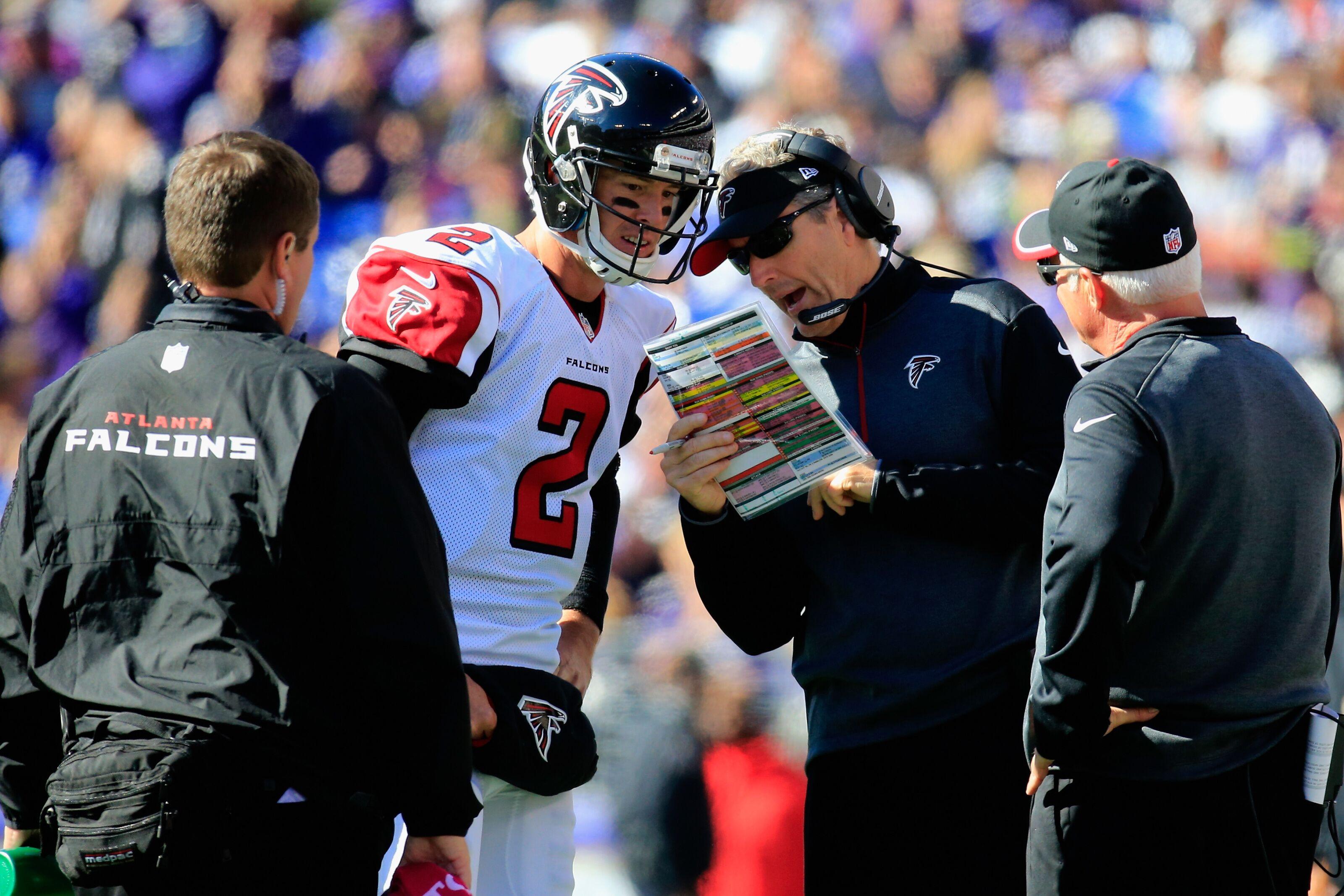 Fantasy Football: Impact of Atlanta Falcons coaching changes