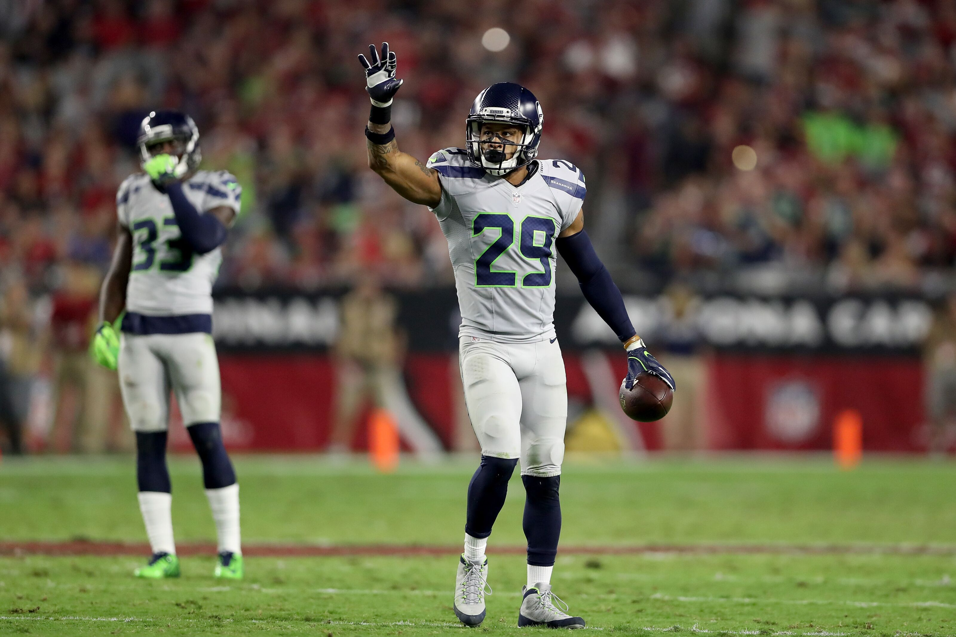 ace2422fd51 Seattle Seahawks: Earl Thomas plot thickens with tampering investigation
