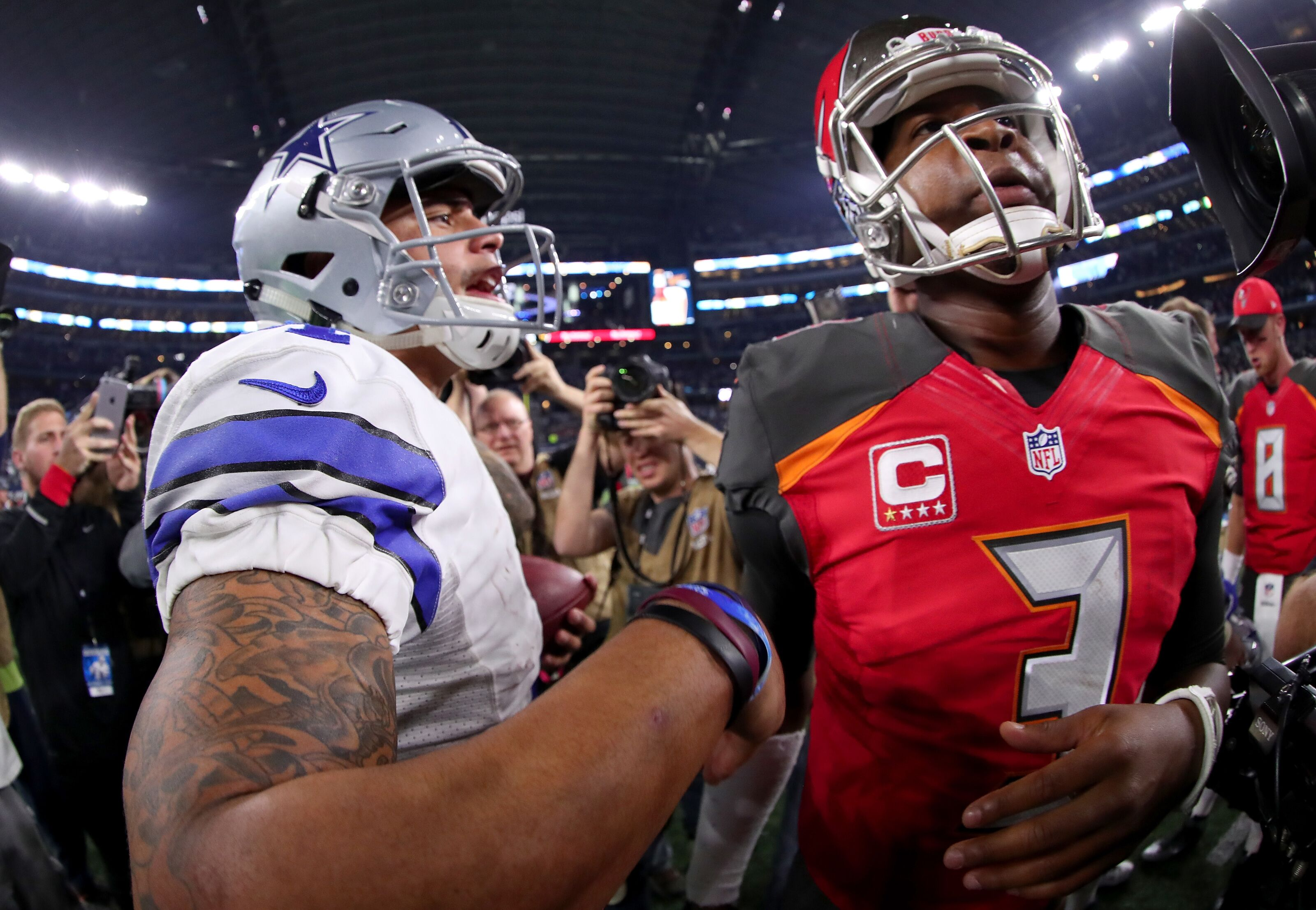 Image result for Tampa Bay Buccaneers vs Dallas Cowboys nfl week-16 live