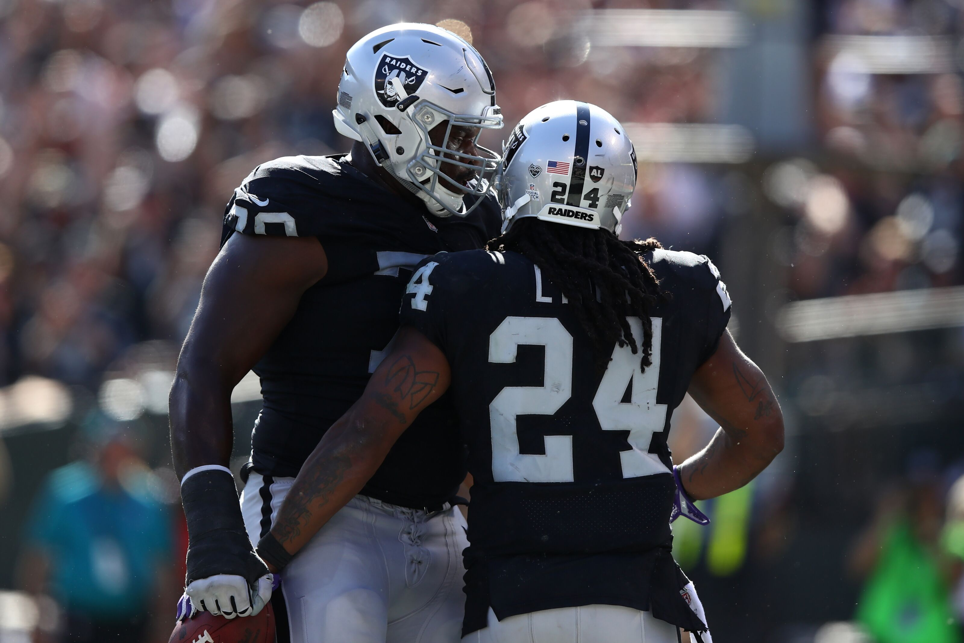 cb03f1a2a Oakland Raiders: Examining strengths, concerns going into 2018 season -  Page 3