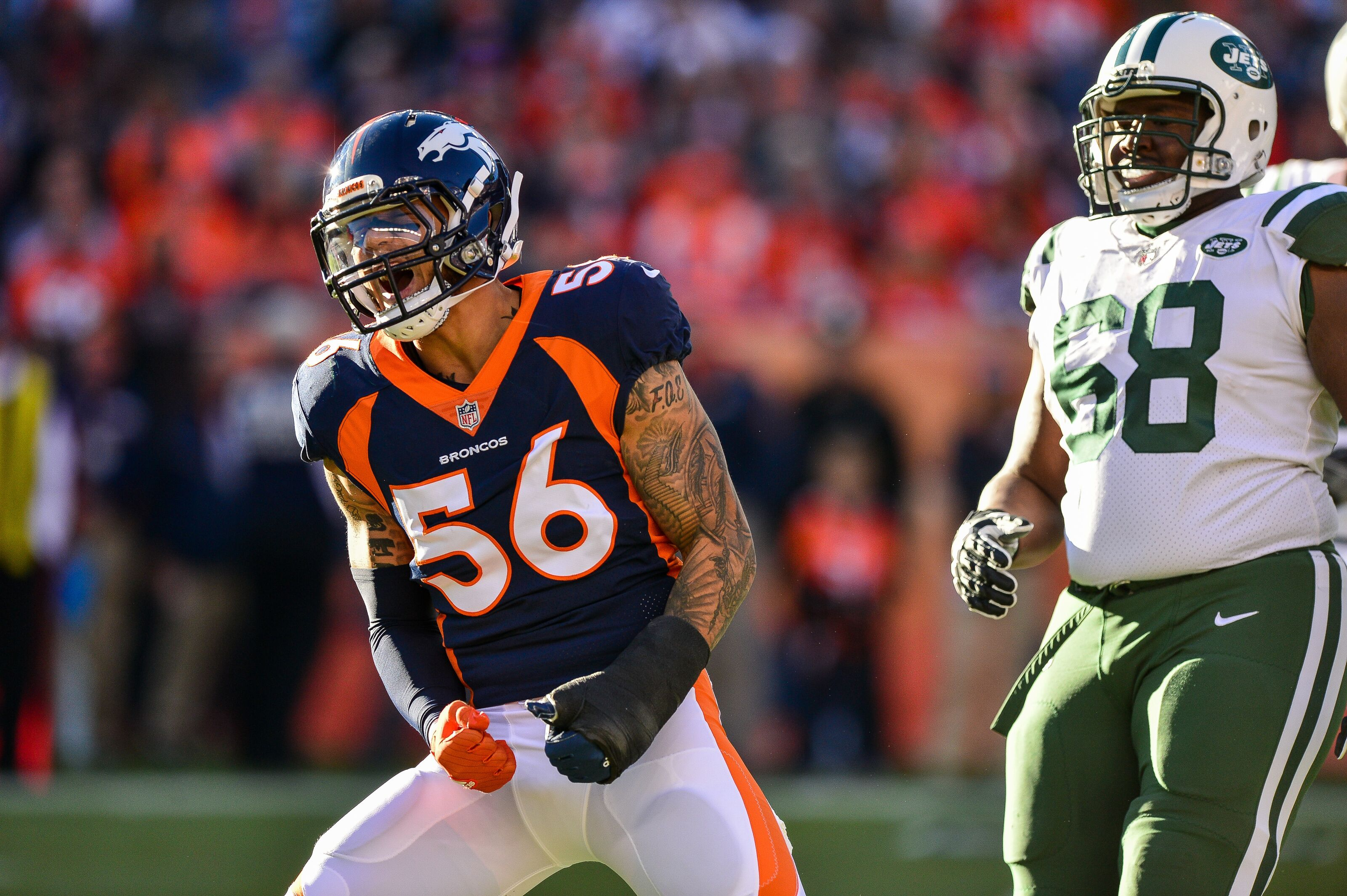 Baltimore Ravens: Shane Ray leads cast of veteran signings