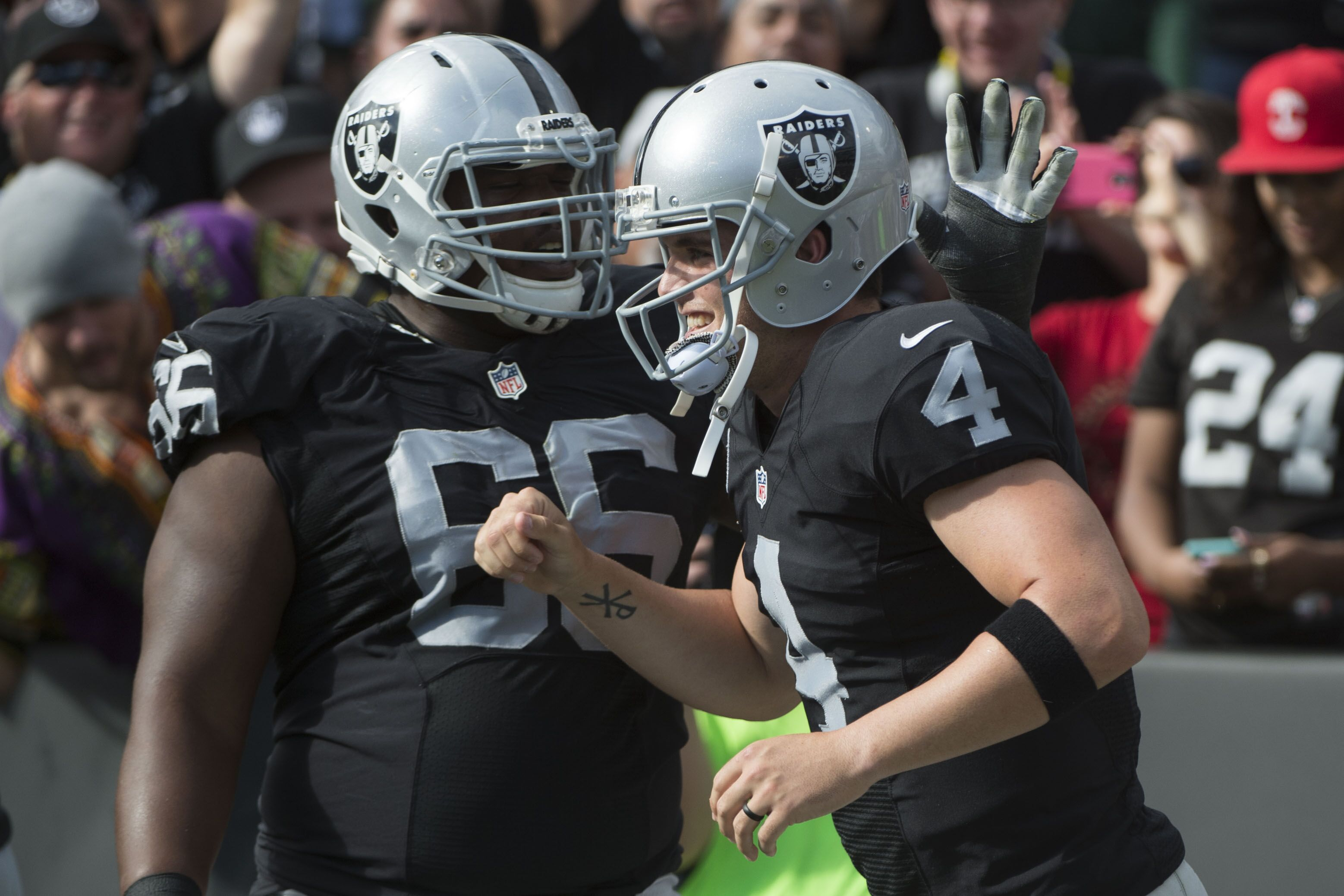 Oakland Raiders Gabe Jackson Deserves Extension