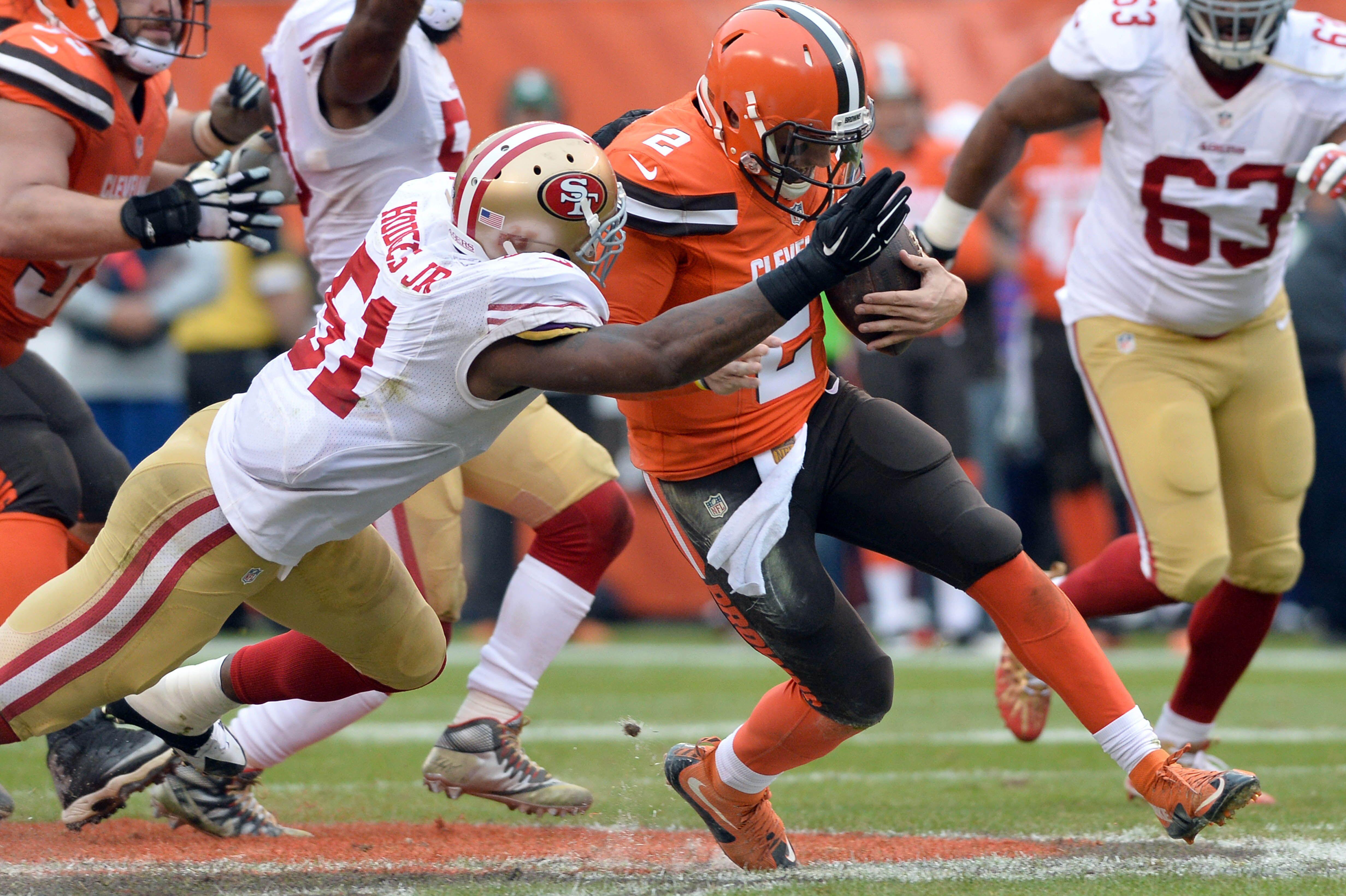 Tanner Vallejo NFL Jersey