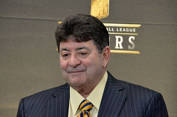 debartolo eddie jr edward 49ers owner francisco san hall fame football fan york jed pardon pro nfl reasons former 2020